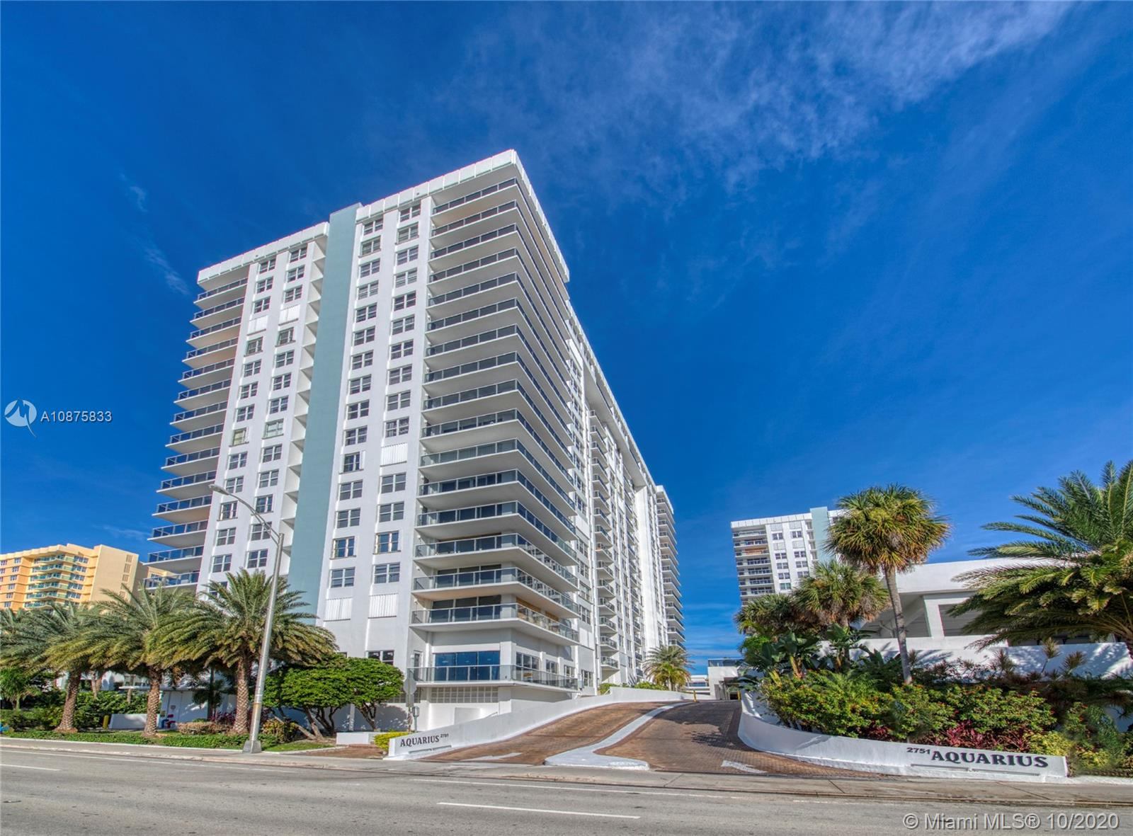 2751 S Ocean Dr #308S For Sale A10875833, FL