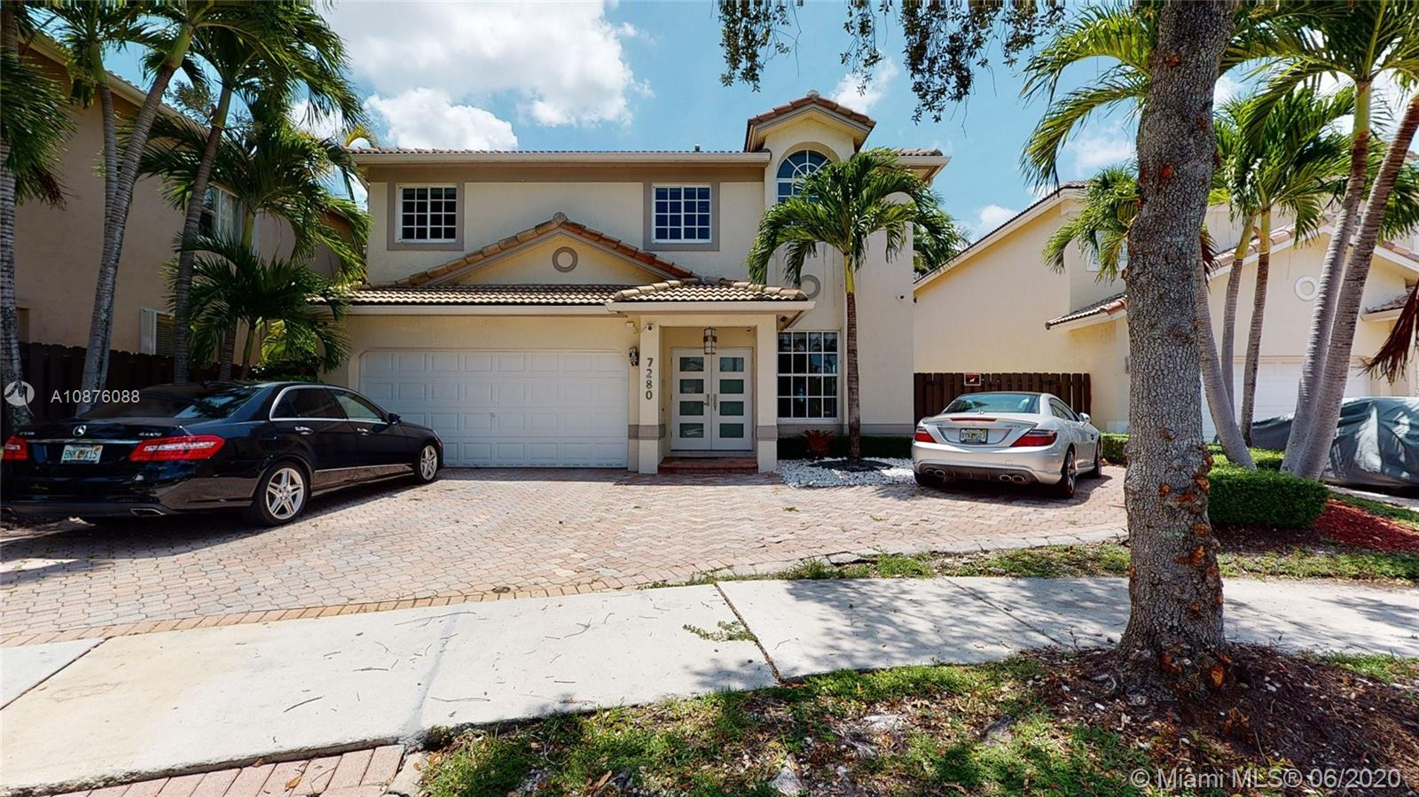 7280 NW 112th Ave  For Sale A10876088, FL