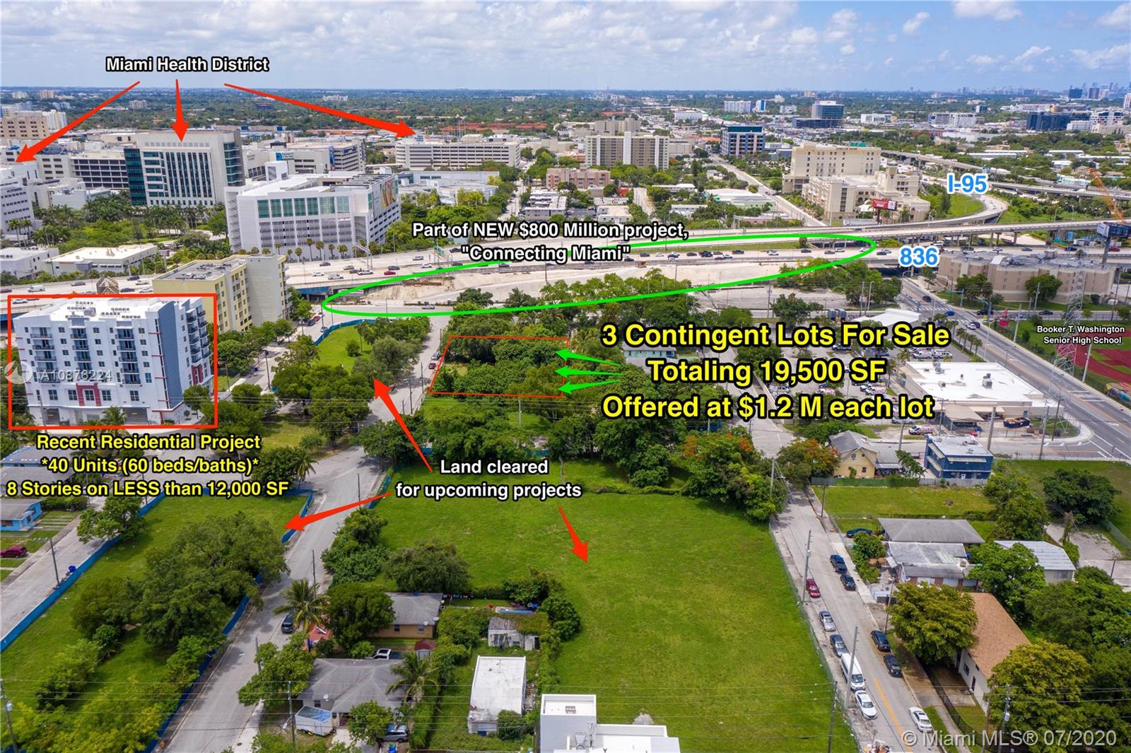 NW 8 Ave  For Sale A10876224, FL