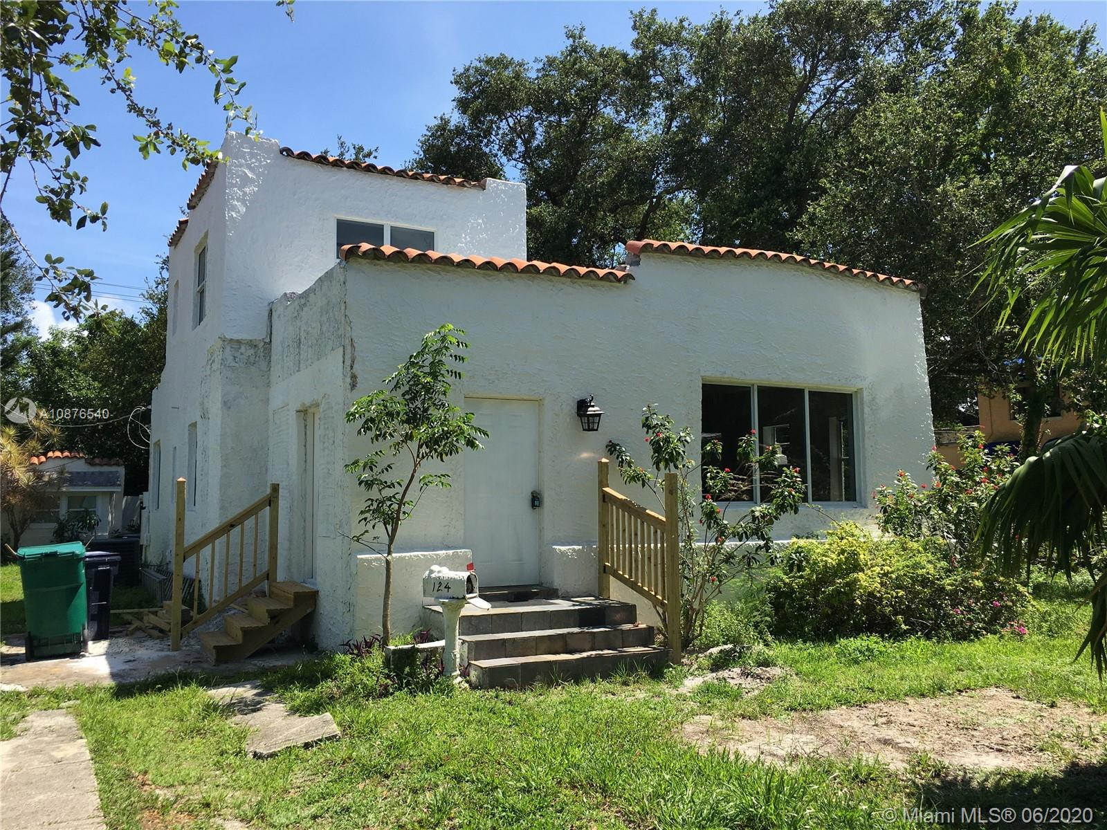 124 NE 90th St  For Sale A10876540, FL