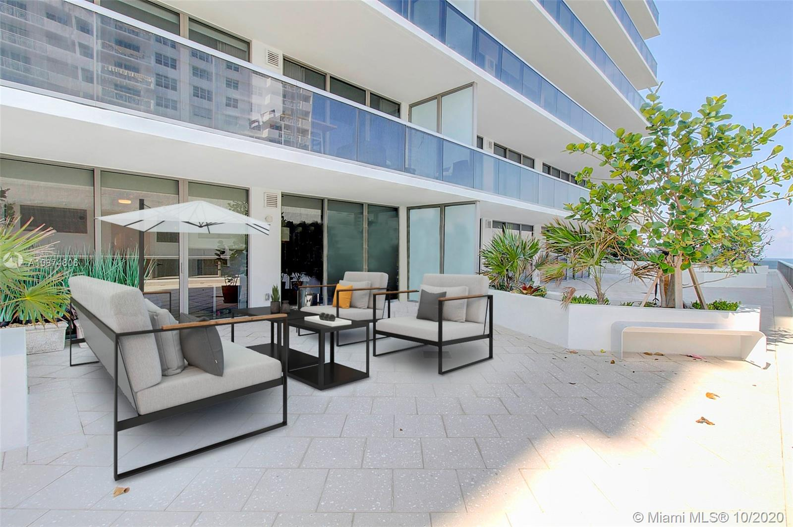 5875  Collins Ave #504 For Sale A10874806, FL