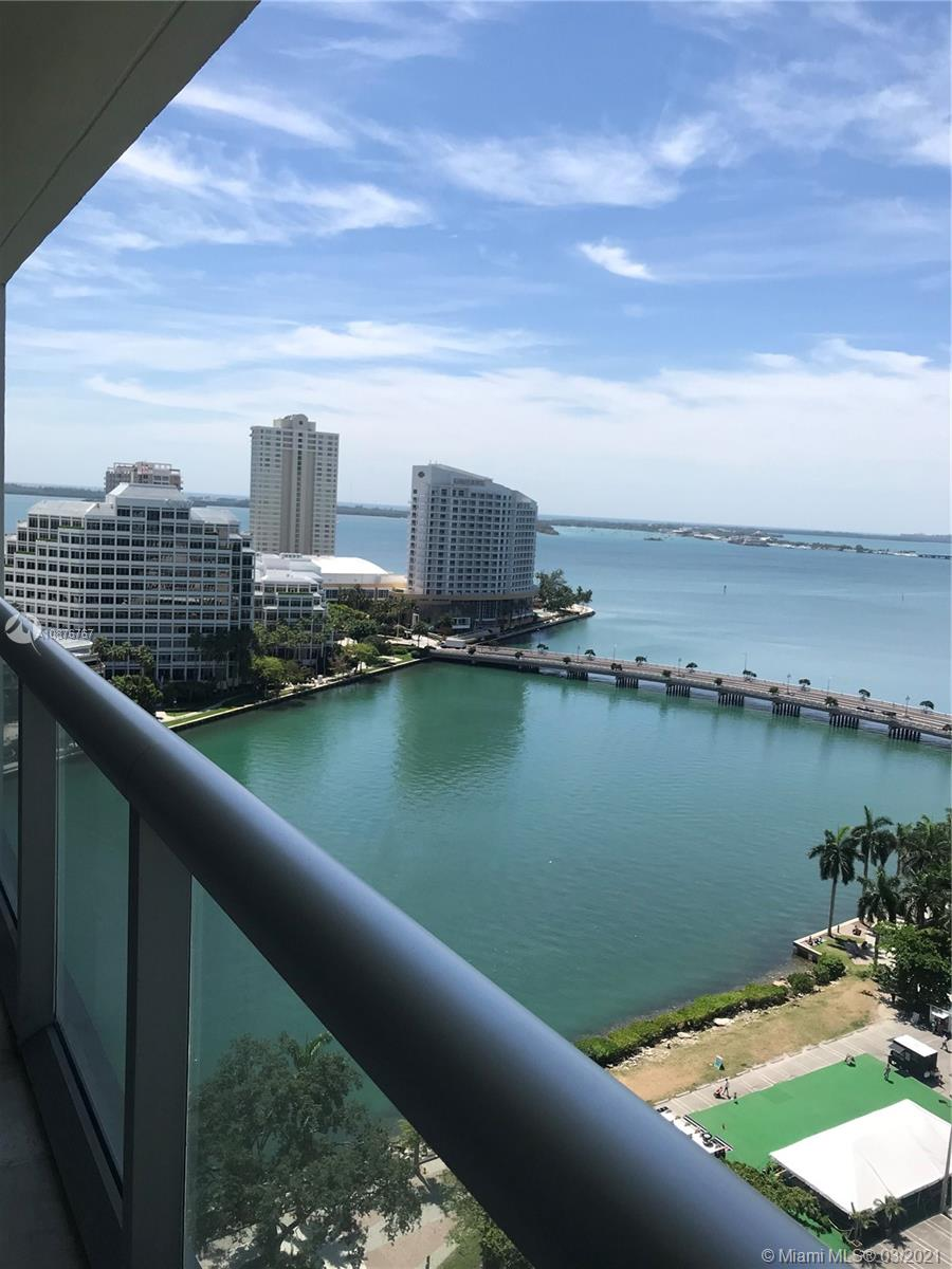 Gorgeous icon unit!! Incredible views, very lightly unit, lot of space, Sub- zero refrigerator amazing amenities. Building offers billiard room, Party room, gym, spa, infinity pool. Virtual tour/video is available.