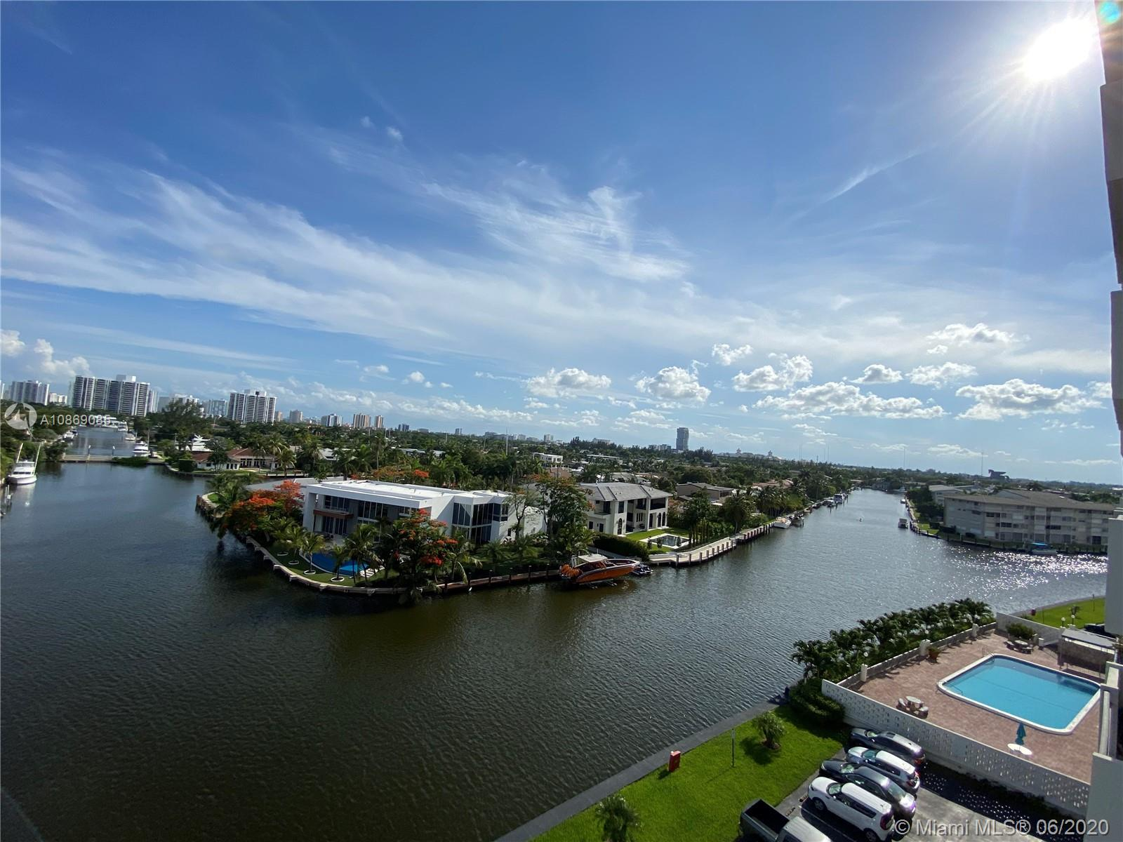 401  Golden Isles Dr #705 For Sale A10869085, FL