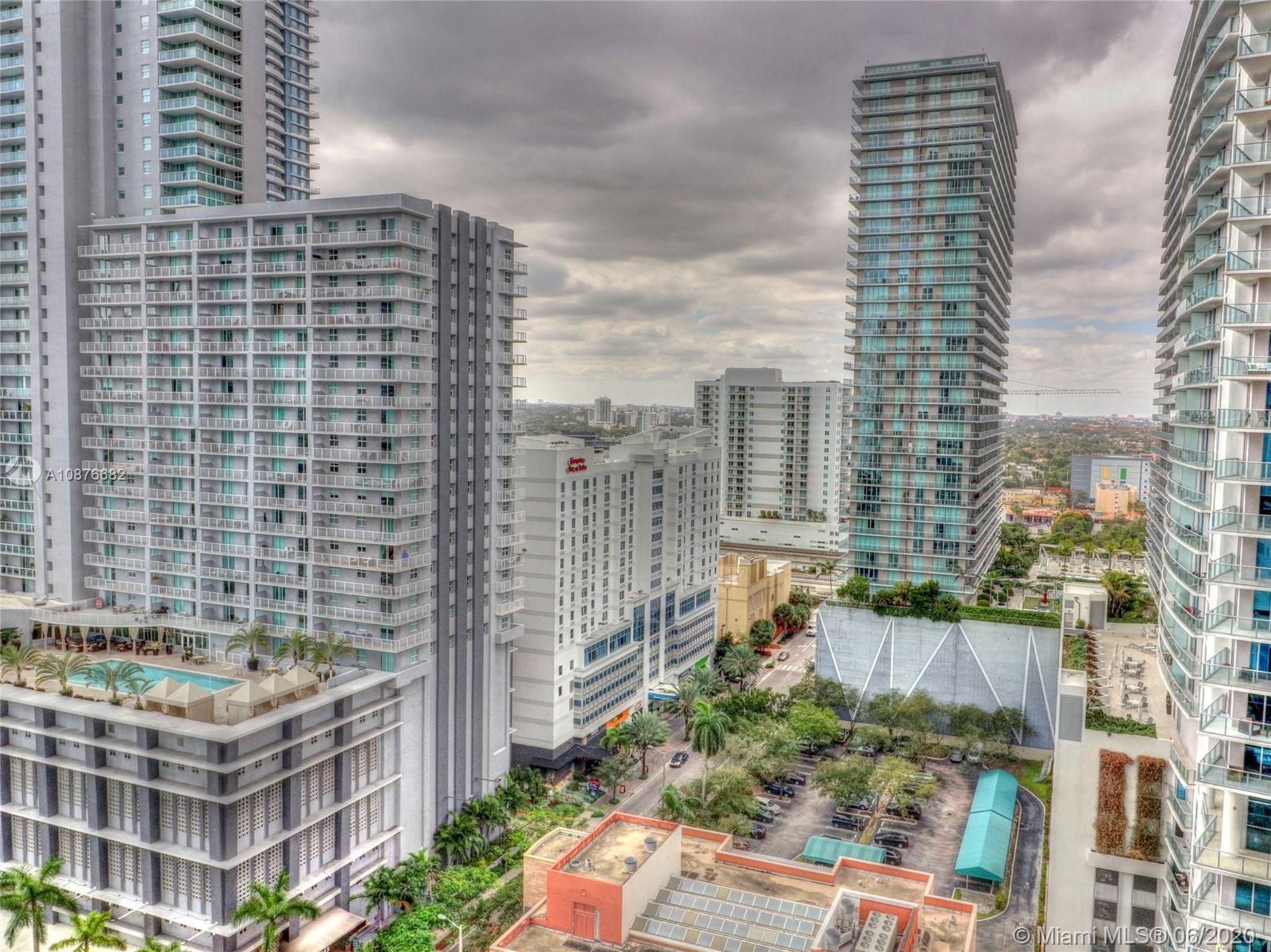 1080  Brickell Ave #1809 For Sale A10876682, FL