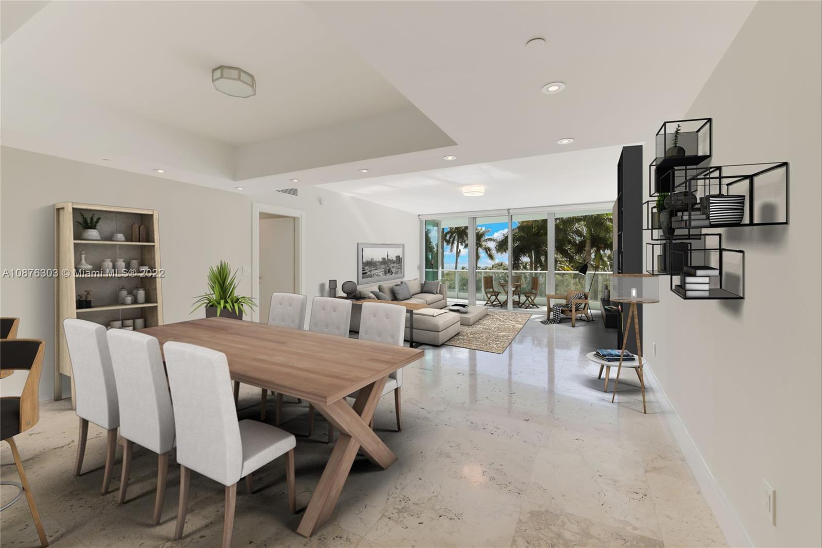 2627 S Bayshore Dr #504 For Sale A10876303, FL