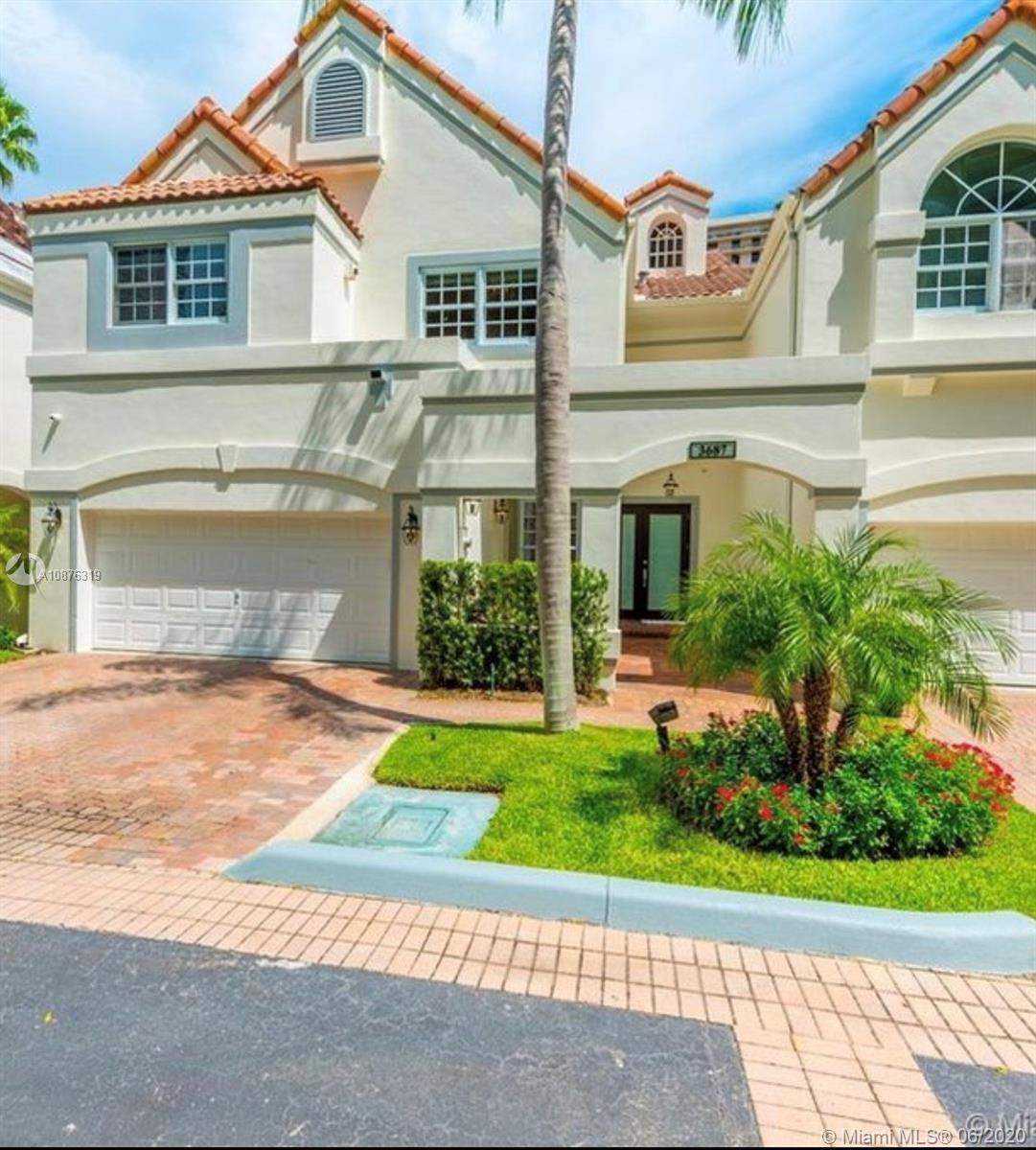 3687 NE 195th terrace  For Sale A10876319, FL