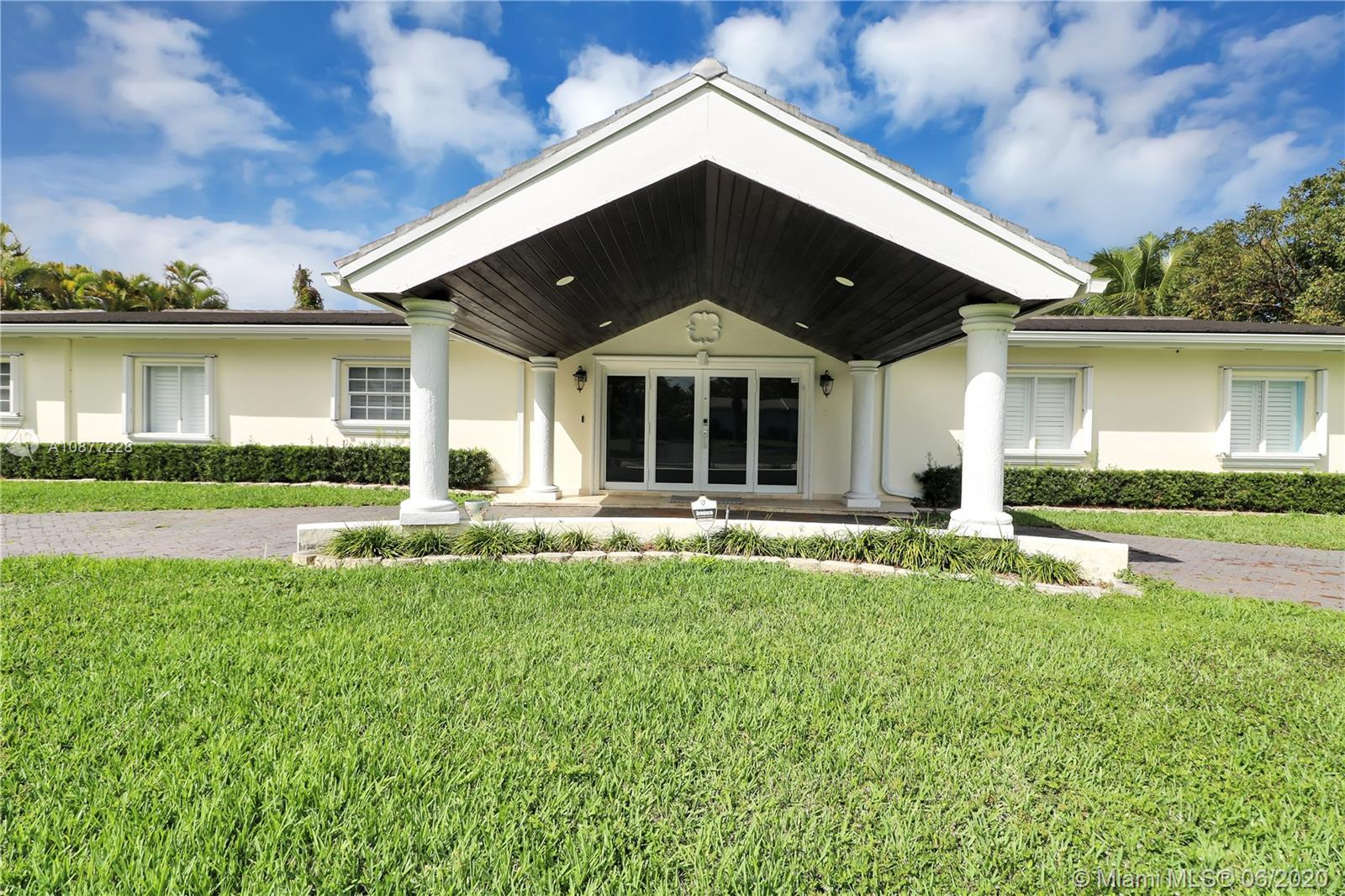 7455 SW 173rd St  For Sale A10877228, FL