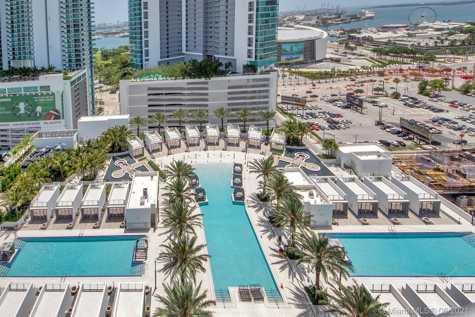 851 NE 1st Ave #2003 For Sale A10877308, FL