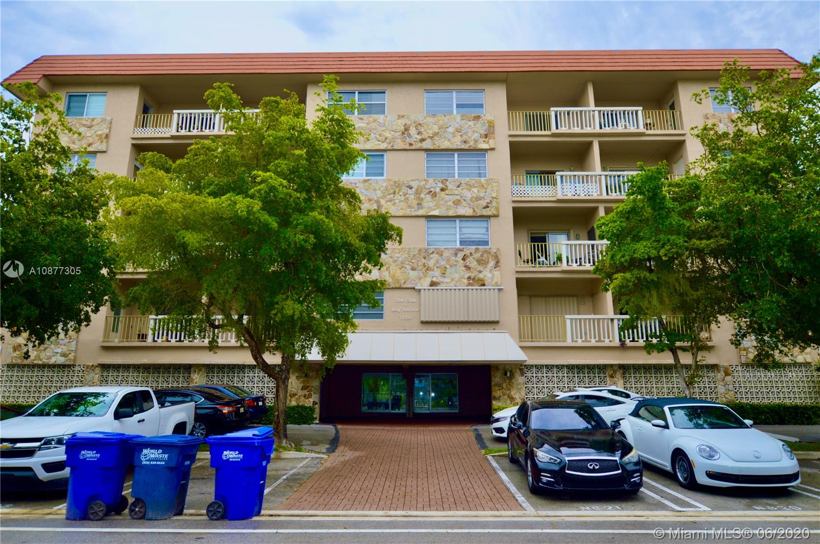 1120  99th St #201 For Sale A10877305, FL
