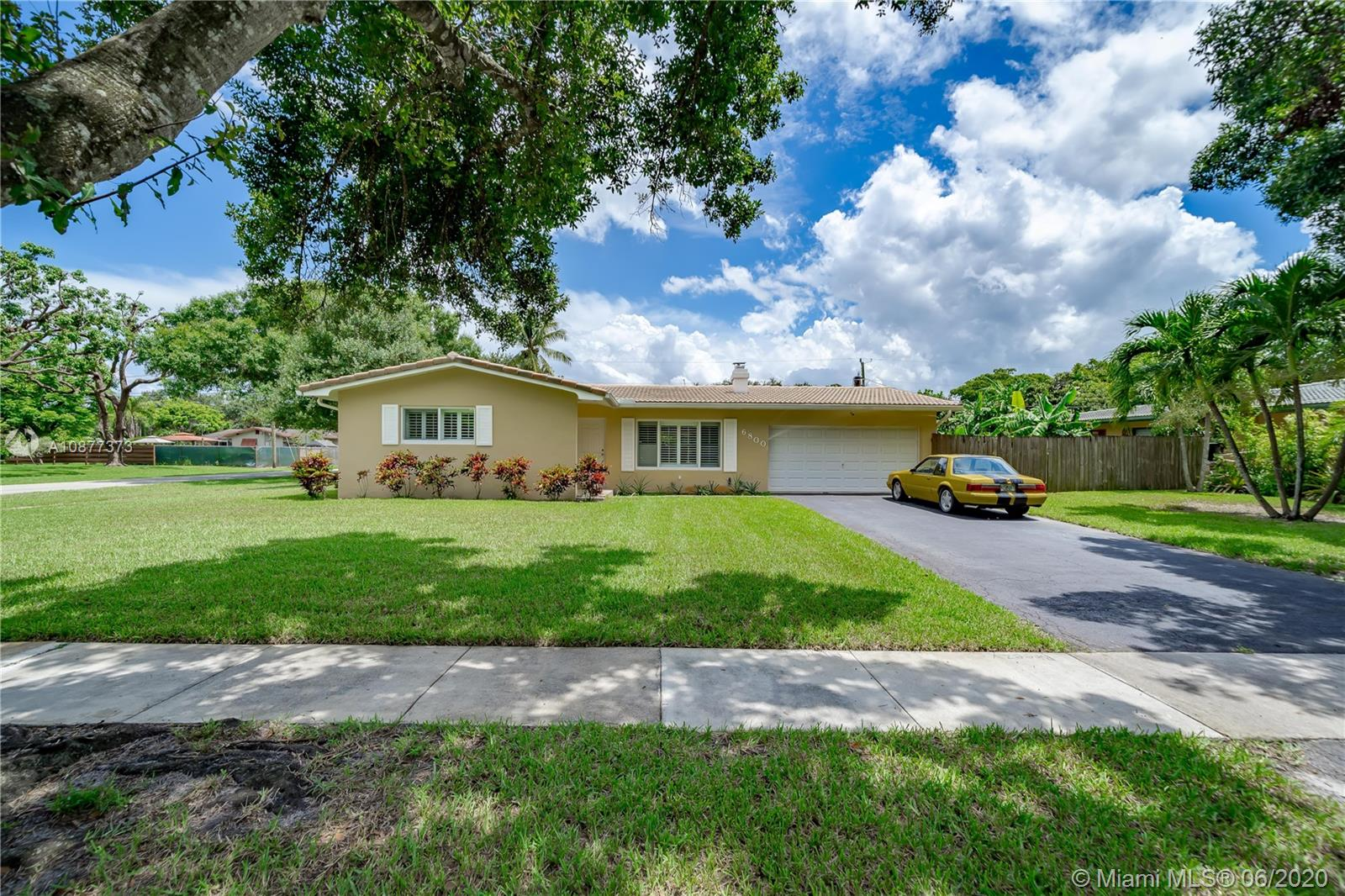 4/3 2,928 liv SF upgraded, turn-key smart home w/tons of features & room inside & out. Entertain around the pool on your large corner lot w/fence, mature fruit trees, covered outdoor kitchen, swing set, & butterfly garden. Split & open floor plan w/2 AC units, w/formal dining & living, family, enclosed FL, office/bonus, laundry rooms & 2 car garage. Hurricane ready w/impact windows/doors. Control your home by voice & phone w/Echo smart system. Plantation shutters for every window, hands-free kitchen faucet, new plumbing, fresh paint, wood-burning fireplace. Kitchen boasts SS appliances w/island & marble-topped countertops. Tile throughout w/wood-tile in bedrooms, updated bathrooms, huge master walk-in closet, closet organizers for every room. Covid regs apply to showings-masks/min ppl etc