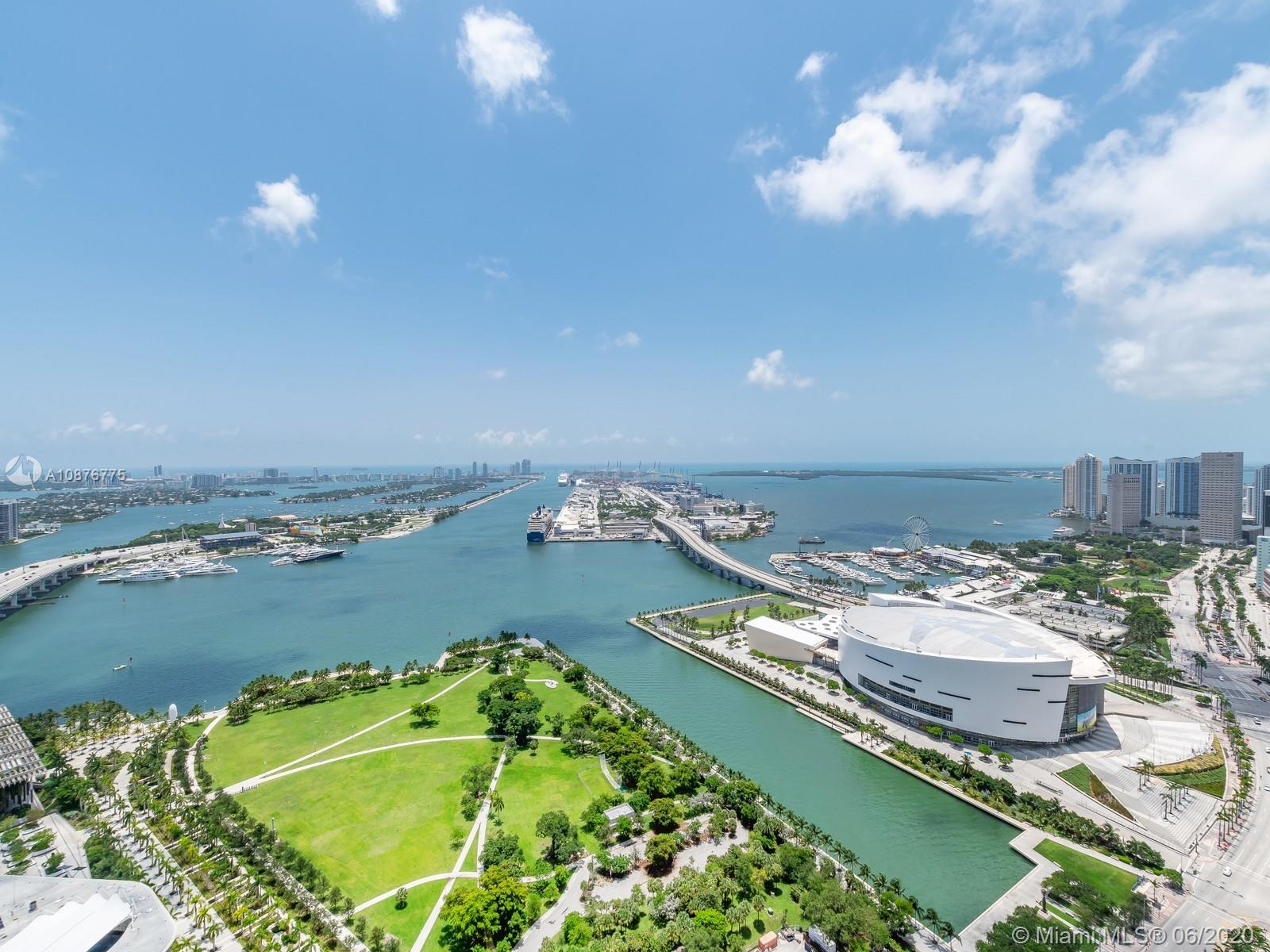 1040  Biscayne Blvd #4402 For Sale A10876775, FL