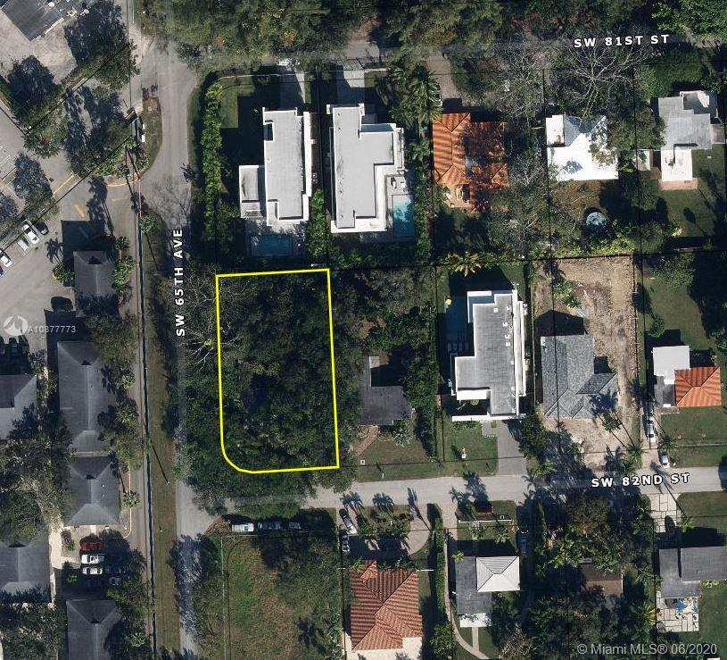 Being sold for land value. Large Corner lot - 11,262 sqft. Excellent Location, East of US1. Many houses in the neighborhood have already been replaced with New Construction. This house has an order of demolition from the County. Come build your dream home today!
