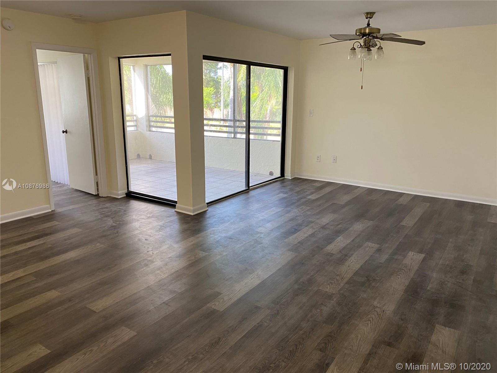 BEAUTIFULLY UPGRADED CORNER UNIT WITH PARTIAL WATER VIEWS! COMPLETELY REMODELED HOME FEATURES 3 BEDROOMS AND 2 BATHS HIGHLIGHTED BY OVER SIZED COVERED TERRACE, BRAND NEW LAMINATE FLOORING THROUGHOUT, UPGRADED BATHROOMS AND KITCHEN. MINUTES FROM PEMBROKE LAKES MALL, SHOPPING PLAZAS AND GREAT PARKS.