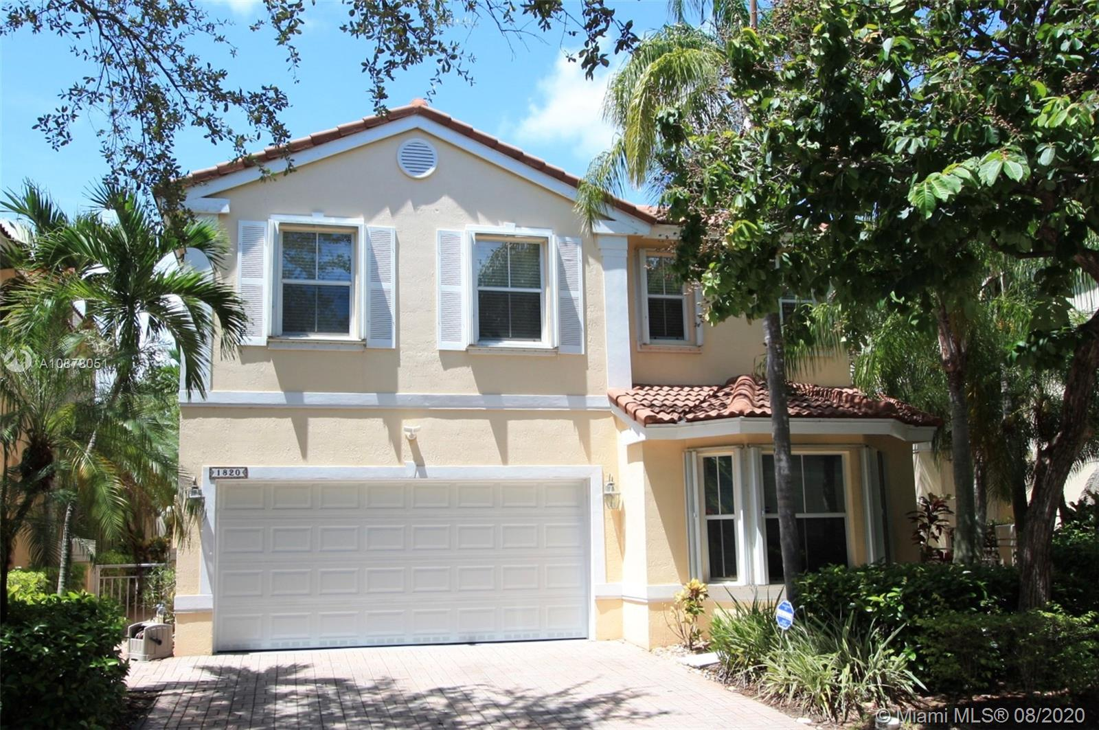 Details for 1820 Sweetbay Way, Hollywood, FL 33019