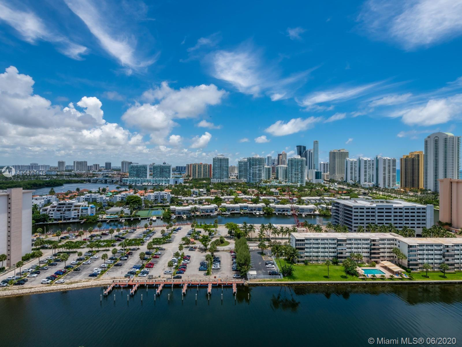 300  Bayview Dr #PH01 For Sale A10877148, FL