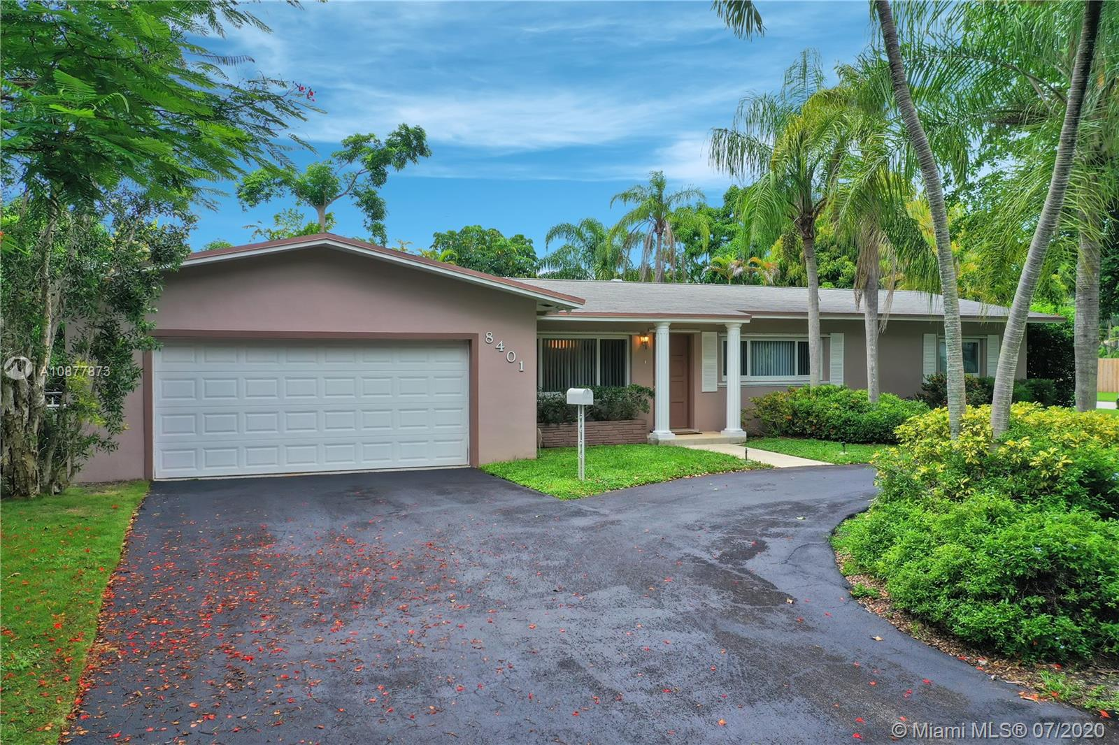 8401 SW 155th Ter  For Sale A10877873, FL