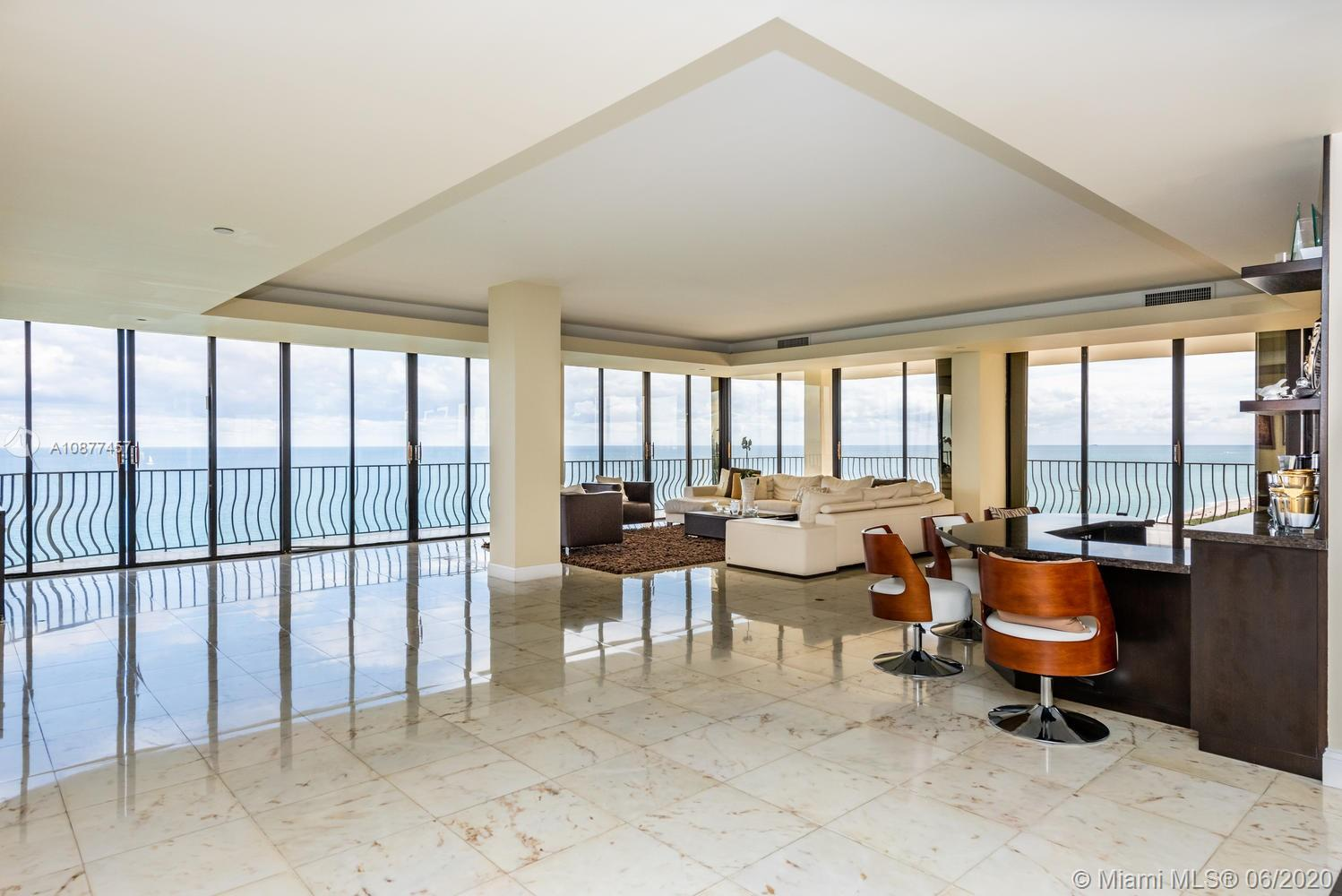 8777  Collins Ave #PH-A For Sale A10877457, FL