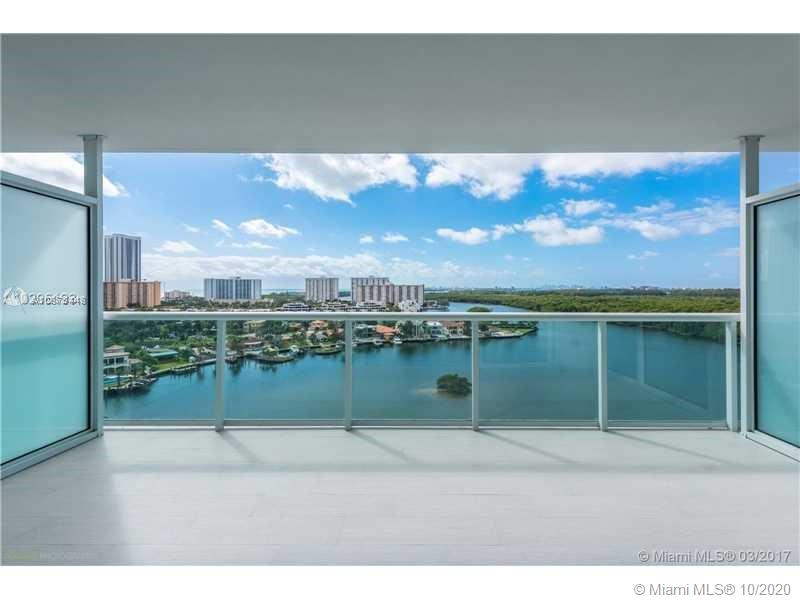 Owner motivated. Spectacular unobstructed views of both North & South Intra coastal waters, from this 3/2.5 flow through model B on the West Tower (aprox 1705 sqft). Attended Spa & Fitness center. Private Marina, boat storage, beach service, Restaurant, Bar, Tennis and All aquatic activities in one building. Next to future community center and across from new Gateway Park. Best location ever on the Intra coastal and just minutes to Haulover inlet, the sandbar & the Ocean.