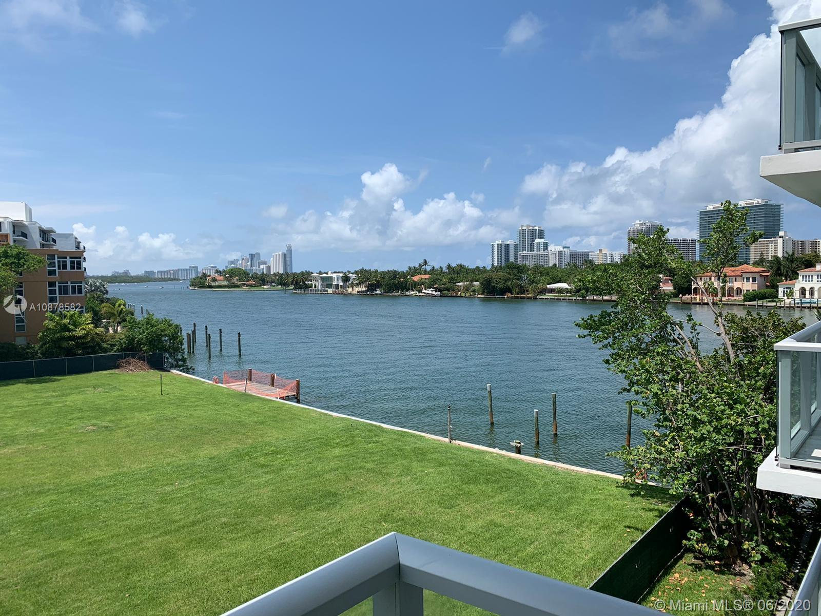 Beautiful unit , only 3 units per floor. The unit is rented, $2600 monthly. High efficiency A/C heating units, wraparound balcony , floor to ceiling sliding glass door in living spaces, tile floors, solar shades, walking closet. Gorgeous 365 roof top pool overlooking the water with panoramic water views, lounge area great for entertainment and a outdoor fitness area. Secure parking garage, 2 assigned parking spaces.