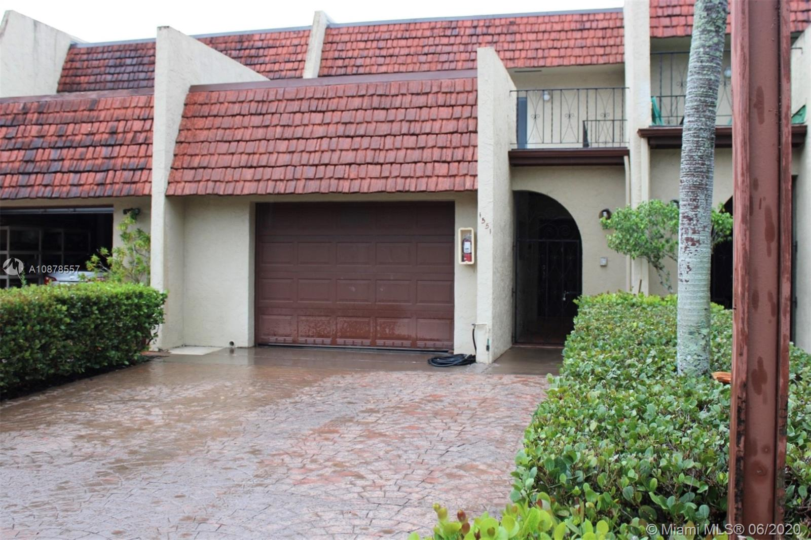 Rare Find!! Spacious 2/2.5 Town Home in the heart of Pembroke Pines! The home features an open floor plan with numerous upgrades to the bathrooms and kitchen that include stainless steel appliances.  Seller spent over $7,500 on a recent garage renovation and $8500 on new impact windows and doors.  Large balcony area from the master bedroom, Fenced backyard with pavers excellent for entertaining guests. Great location in Pembroke Lakes just five minutes to Pembroke Lakes Mall and zoned for excellent A+ Schools that includes Pembroke Lakes Elementary!  Move in Ready, will go fast!!!