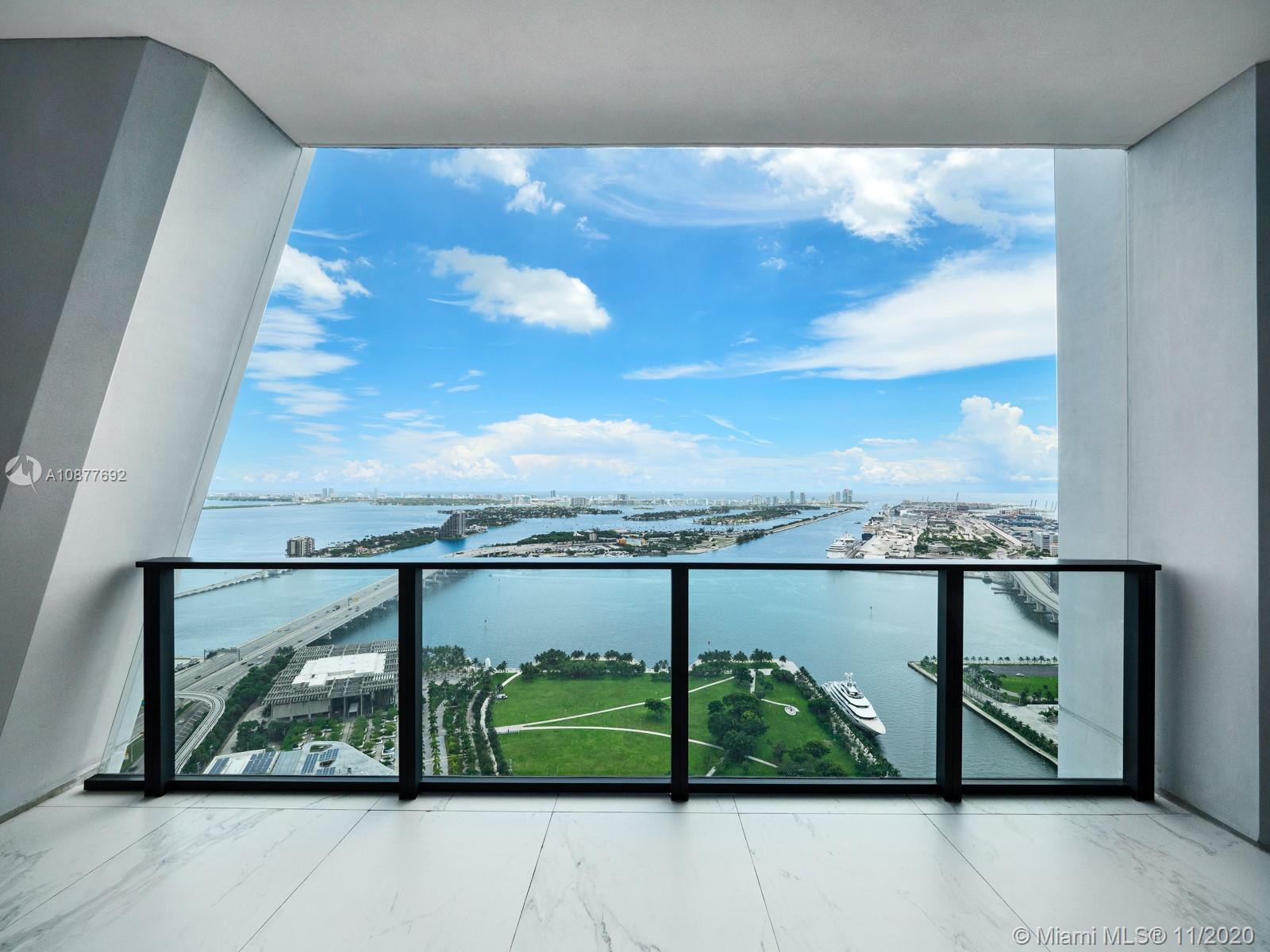 1000  Biscayne Blvd #4401 For Sale A10877692, FL