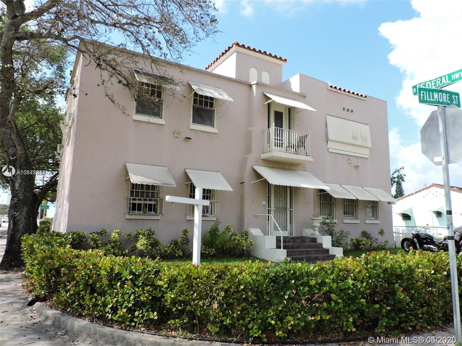 1800  Fillmore St #B For Sale A10877813, FL