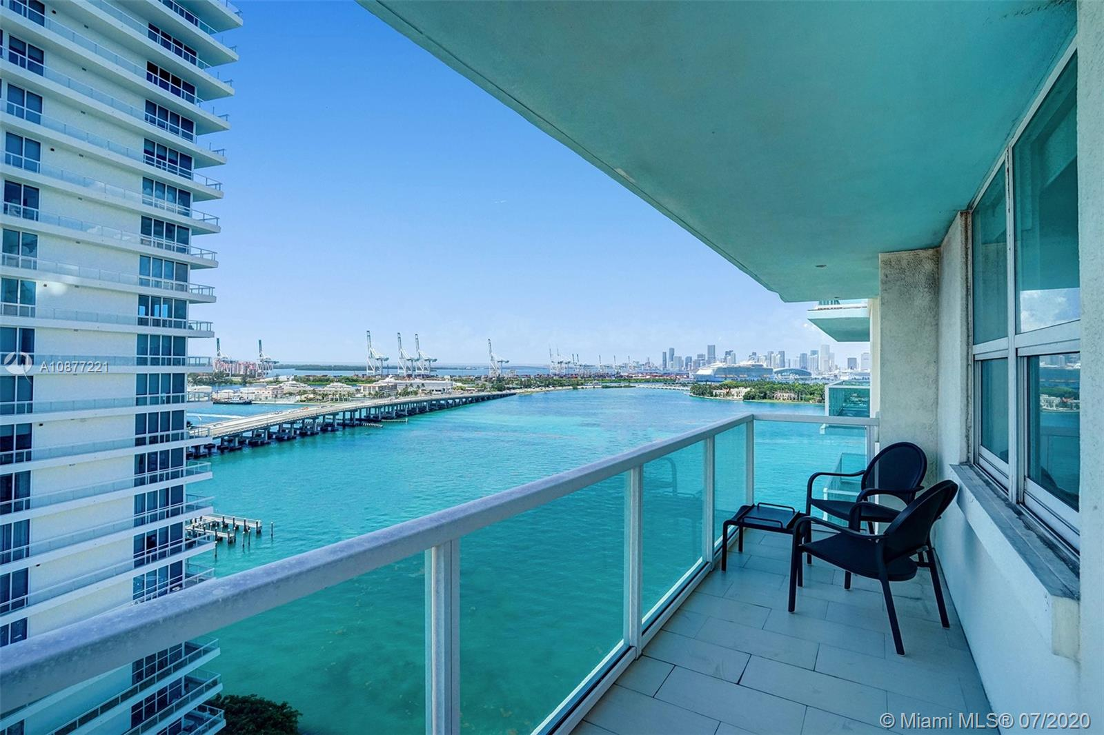650  West Ave #1602 For Sale A10877221, FL