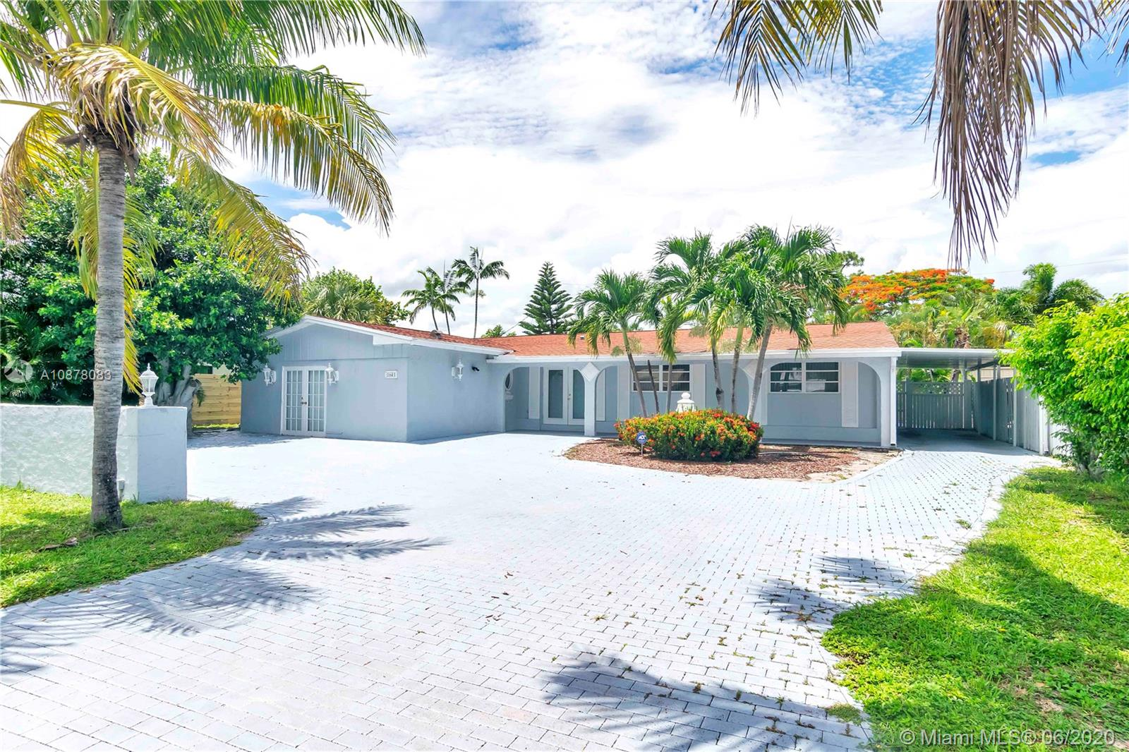 1641 NE 56th Ct  For Sale A10878083, FL