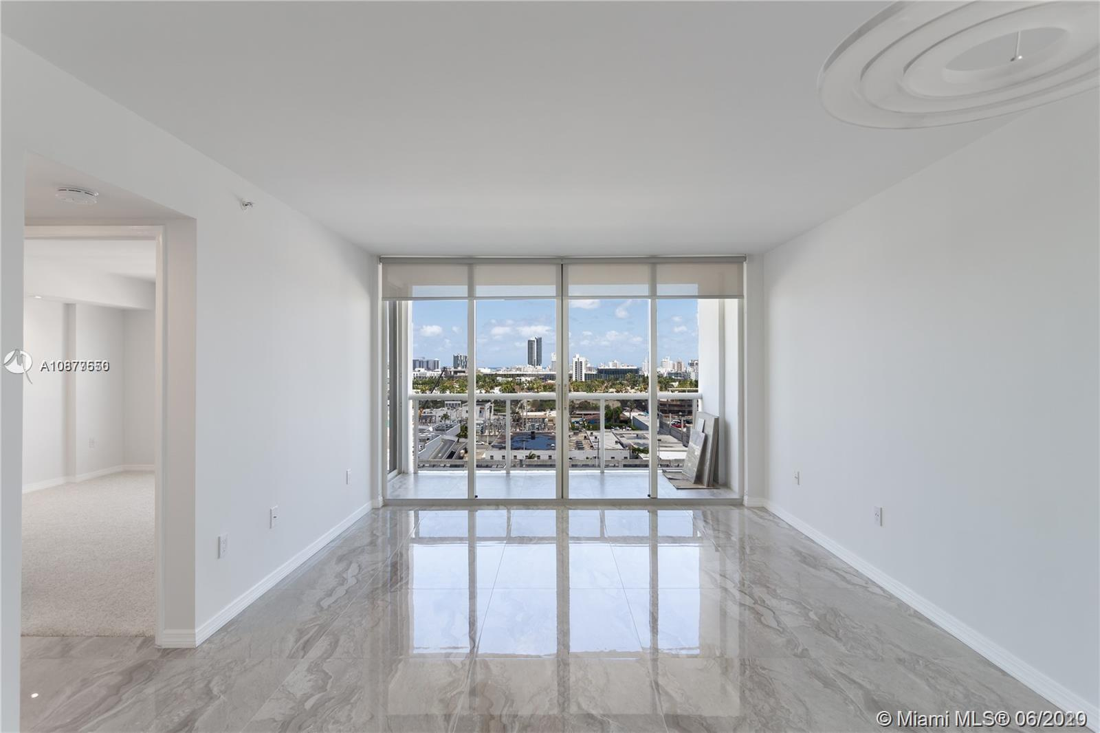 1800  Sunset Harbour Dr #1209 For Sale A10877550, FL
