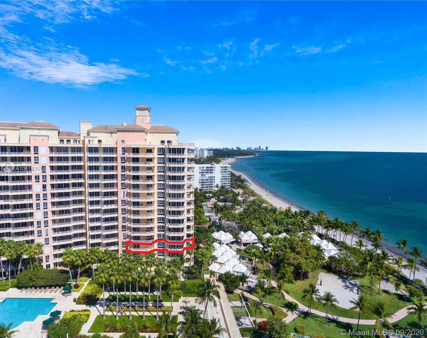 791  Crandon Blvd #308 For Sale A10879351, FL