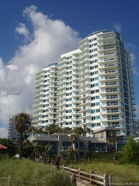 ******6 STAR OCEAN FRONT BUILDING * ONE OF THE BEST IN MIAMI BEACH * INCREDIBLE OCEAN - CITY - INTRACOSTAL VIEW * TWO BALCONYS *VIEW TO THE EAST / SOUTH / NORTH / WEST * UNIT COMES PARTLY FURNISHED * JUST 2 UNITS PER FLOOR * HIGH SECURITY * FREE BEACH SERVICE * GREAT POOL AREA * EXCLUSIVE PARTY ROOM * SAUNA * GYM * GRILL STATION * MASSAGE ROOM * CINEMA THEATER * FREE INTERNET + HD TV * SELF- AND VALET PARKING * SHORT WALKING DISTANCE FOR SHOPPING AND OVER 25 RESTAURANTS * 15 MIN. TO MIAMI INTERN. AIRPORT * BOARDWALK RIGHT IN FRONT OF BUILDING, YOU CAN WALK TO HARBOUR ENTRANCE *