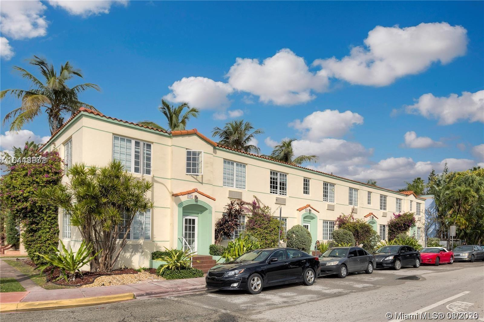 741  15th St #6 For Sale A10874076, FL