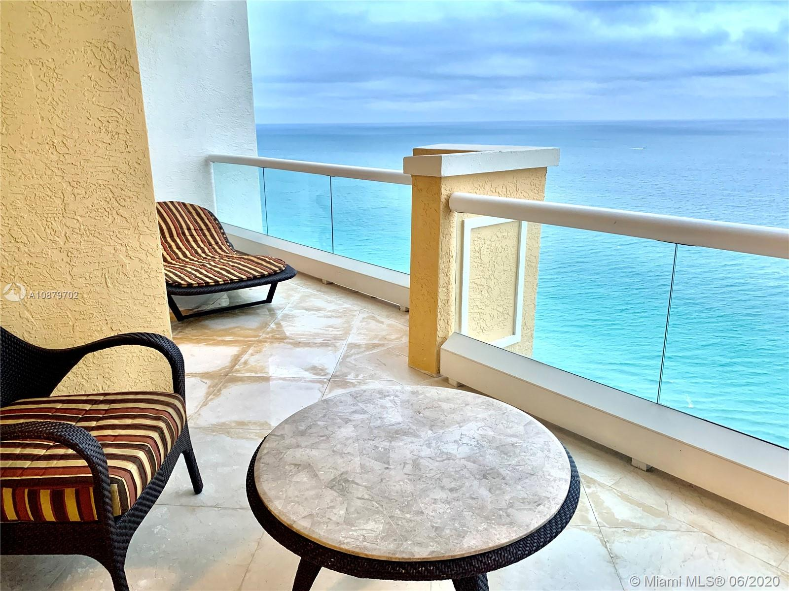 AVAILABLE NOVEMBER 10TH 2021 - BEAUTIFUL 3/3 UNIT IN LUXURY ACQUALINA WITH BREATHTAKING OCEAN AND INTRACOASTAL VIEW AND 5 STAR AMENITIES!!! Freshly painted and renovated! 3 bedrooms and 3 bathrooms 2173 square feet, marble floors, fully furnished AS-IS! Currently rented 24 hrs notice to view
