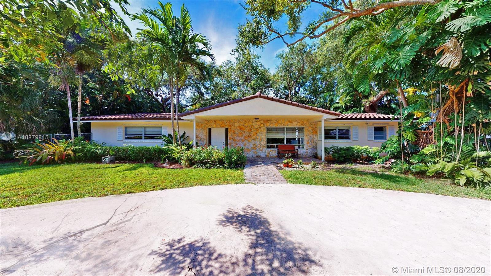 7240 SW 165th St  For Sale A10879815, FL