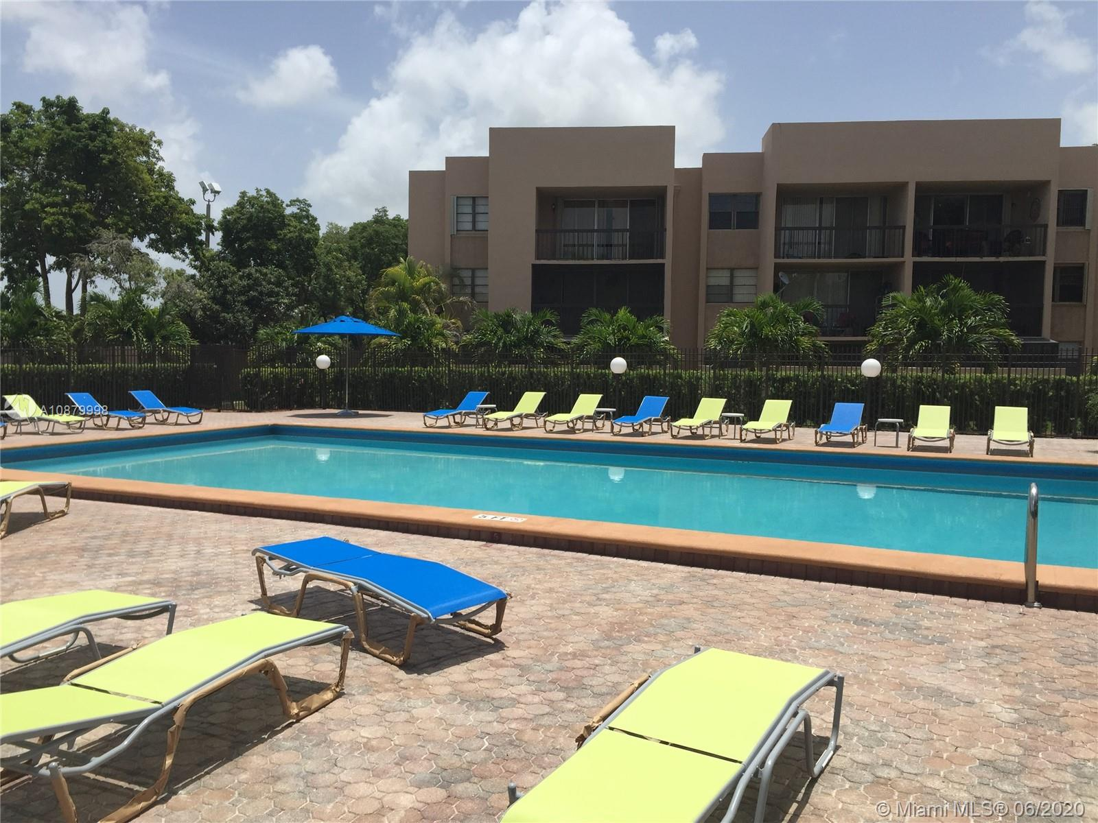 """Gardens of Kendall 2nd floor unit.  Enjoy all """"Gardens"""" amenities including pool, tennis, security and more. All in a gated, secure community. Accordion shutters on all windows. Two months security plus first month rent required."""