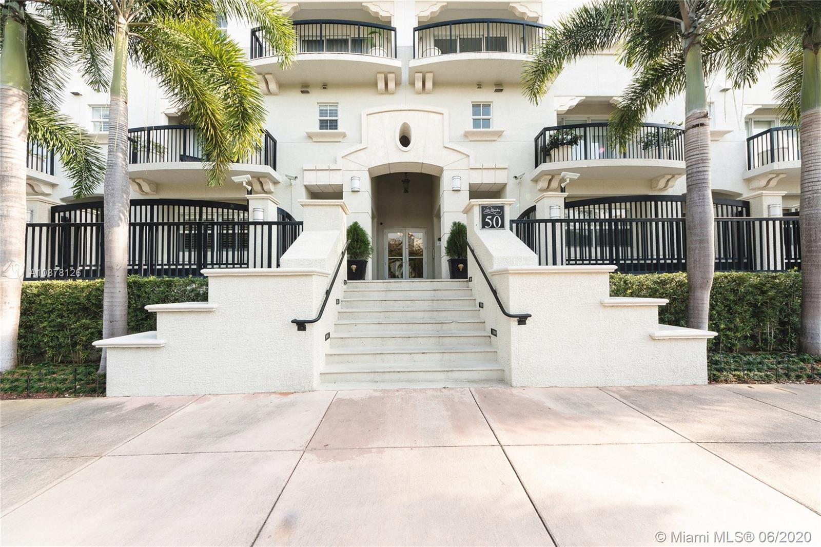 50  Alhambra Circle #106 For Sale A10878126, FL