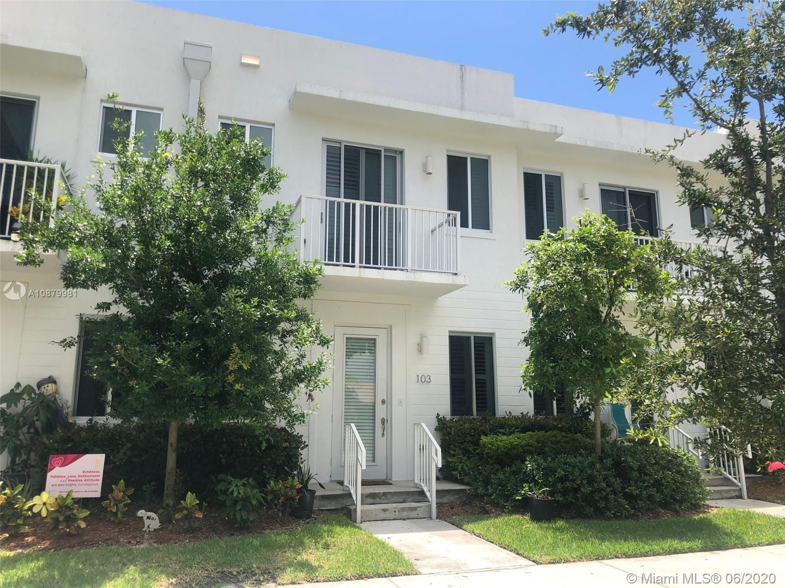 2601 NE 212th Ter #103 For Sale A10879981, FL