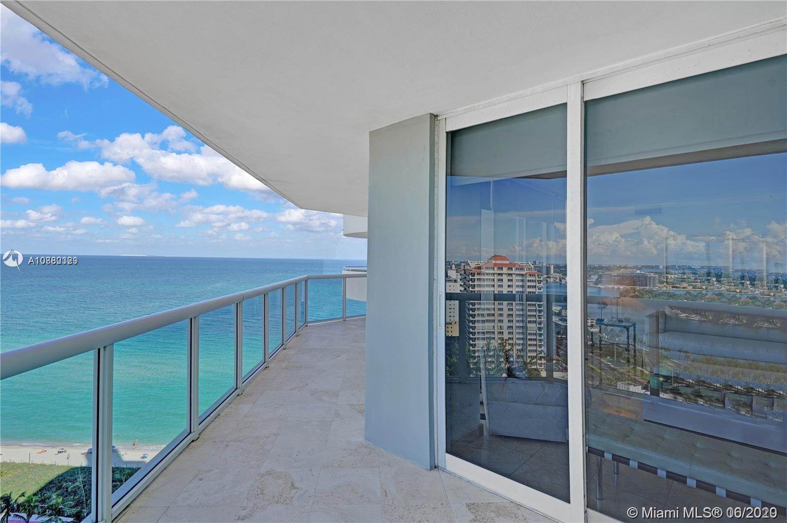 6301  Collins Ave #2708 For Sale A10880329, FL