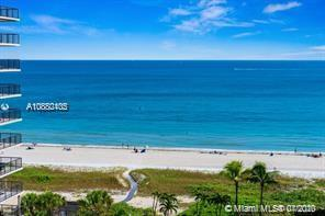 LOVELY DIRECT OCEANFRONT, POOL AREA, INTRACOASTAL AND SKYLINE VIEWS! SPACIOUS 2 BEDROOM, 2.5 BATH. MARBLE FLOORING, WOOD CABINETRY, WALK IN CLOSETS AND SEMI-PRIVATE ELEVATOR. OCEANFRONT HEATED POOL, TIKI AREA WITH GRILLS, GYM, SAUNAS, TENNIS, BOCCE, PICKLE BALL, FIRE PITS/SITTING AREA. VEHICLE CAR WASH. PLENTY OF GUEST PARKING. 24/7 SECURITY. OKAY TO LEASE IMMEDIATELY, TWICE A YEAR, 4 MONTH MINIMUM.
