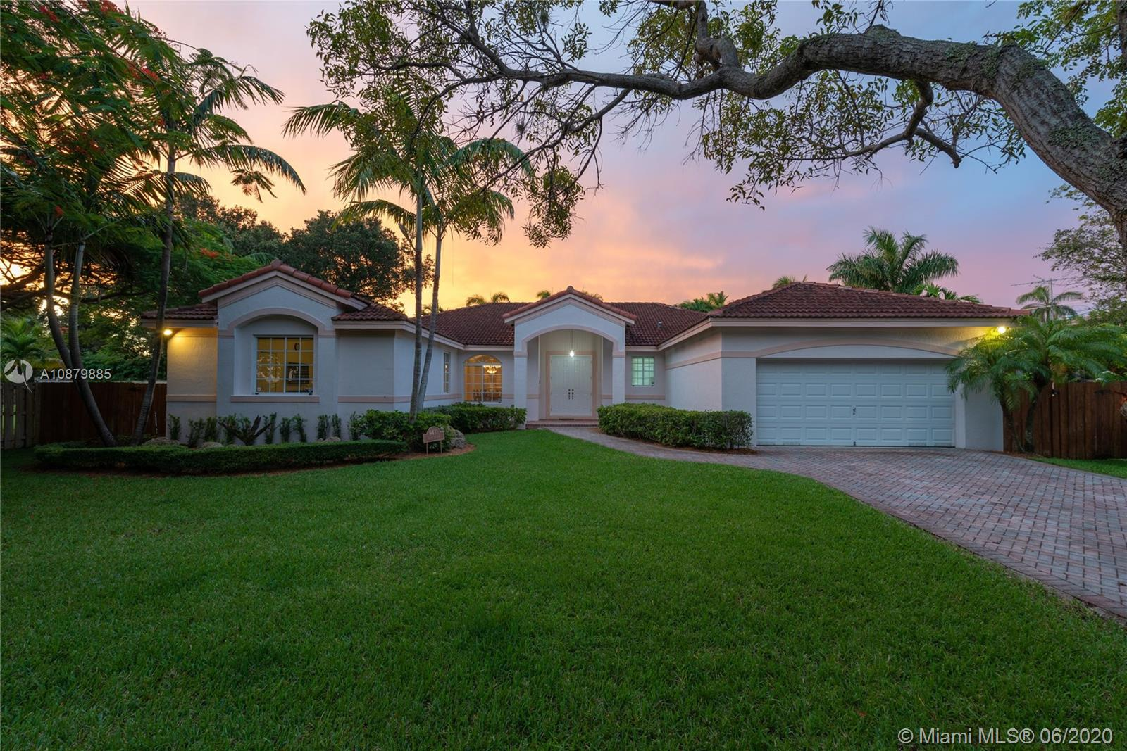 9411 SW 150th St  For Sale A10879885, FL