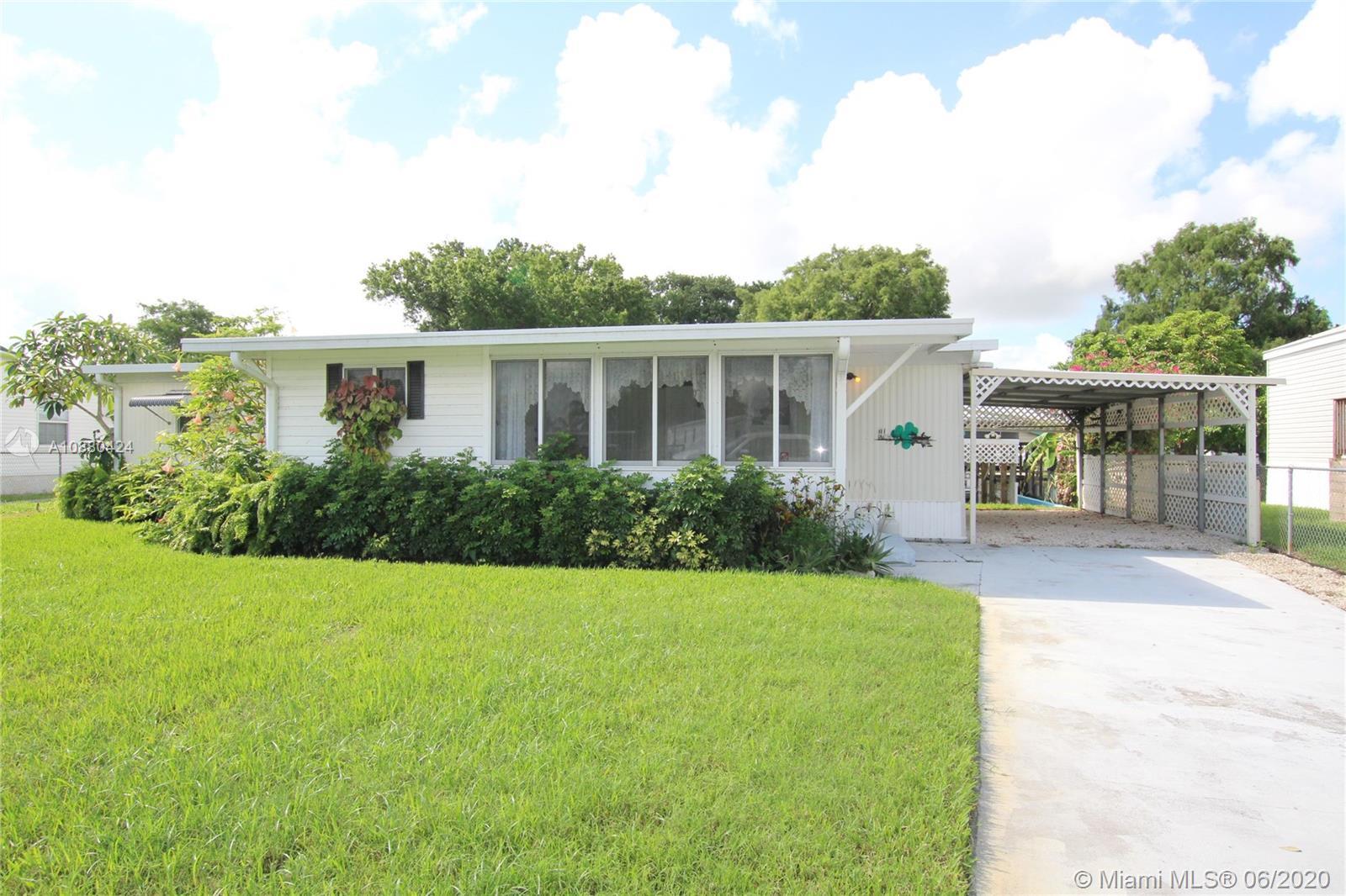 1602  Chobee Street  For Sale A10880424, FL