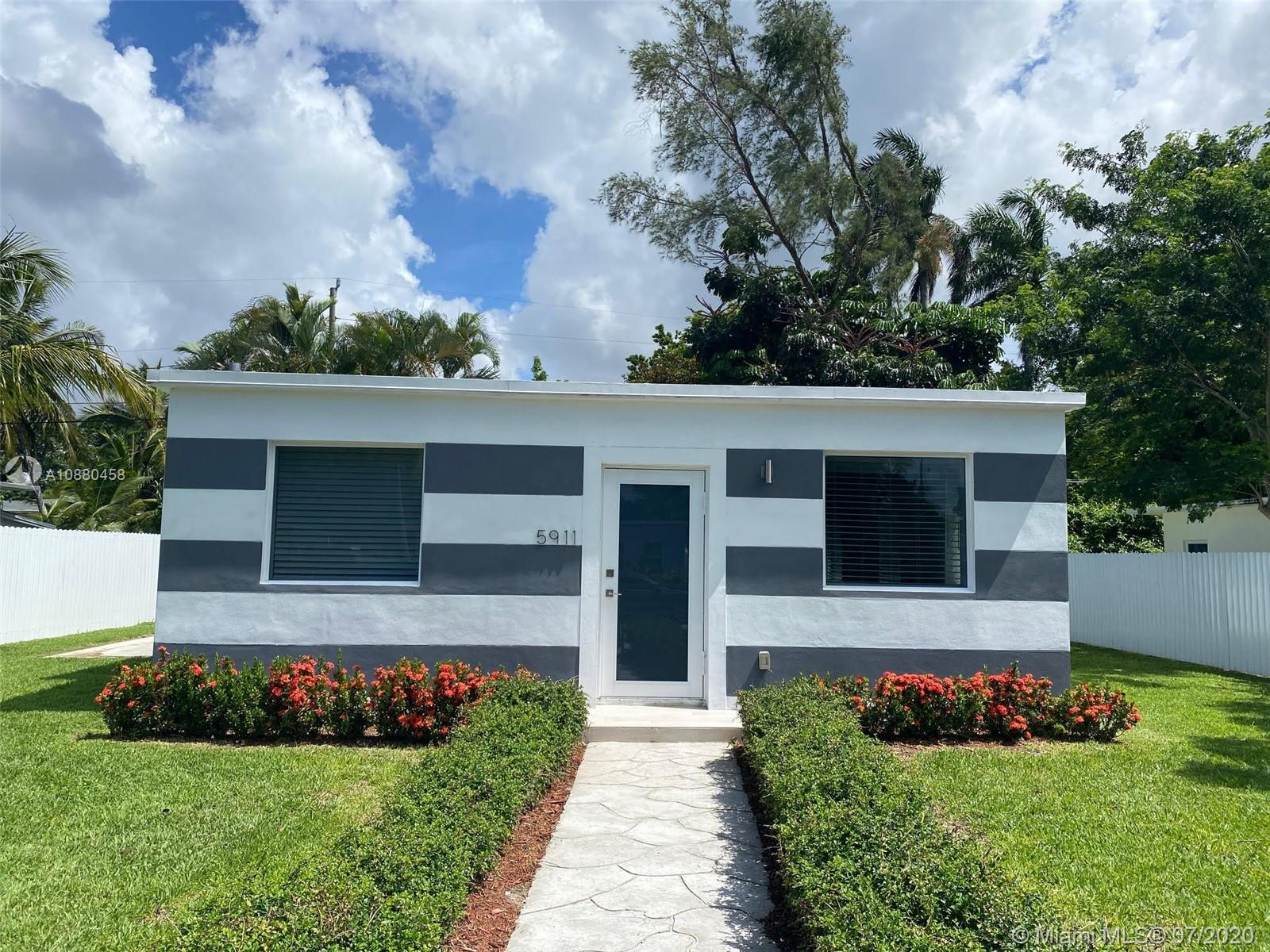 AMAZING 3 BEDS 2 BATHS HOME ON A VERY LARGE LOT!! JUST RENOVATED WITH IMPACT WINDOWS, BEAUTIFUL MODERN GREY KITCHEN CABINETS, 2 BLOCKS FROM THE UNIVERSITY OF MIAMI, WALKING DISTANCE TO HOSPITALS, SHOPPING, DINNING AND PUBLIC TRANSPORTATION.