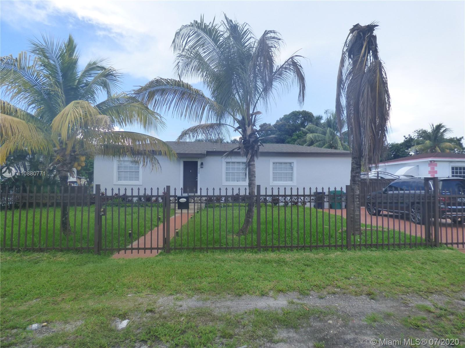 340 NW 148th St  For Sale A10880771, FL