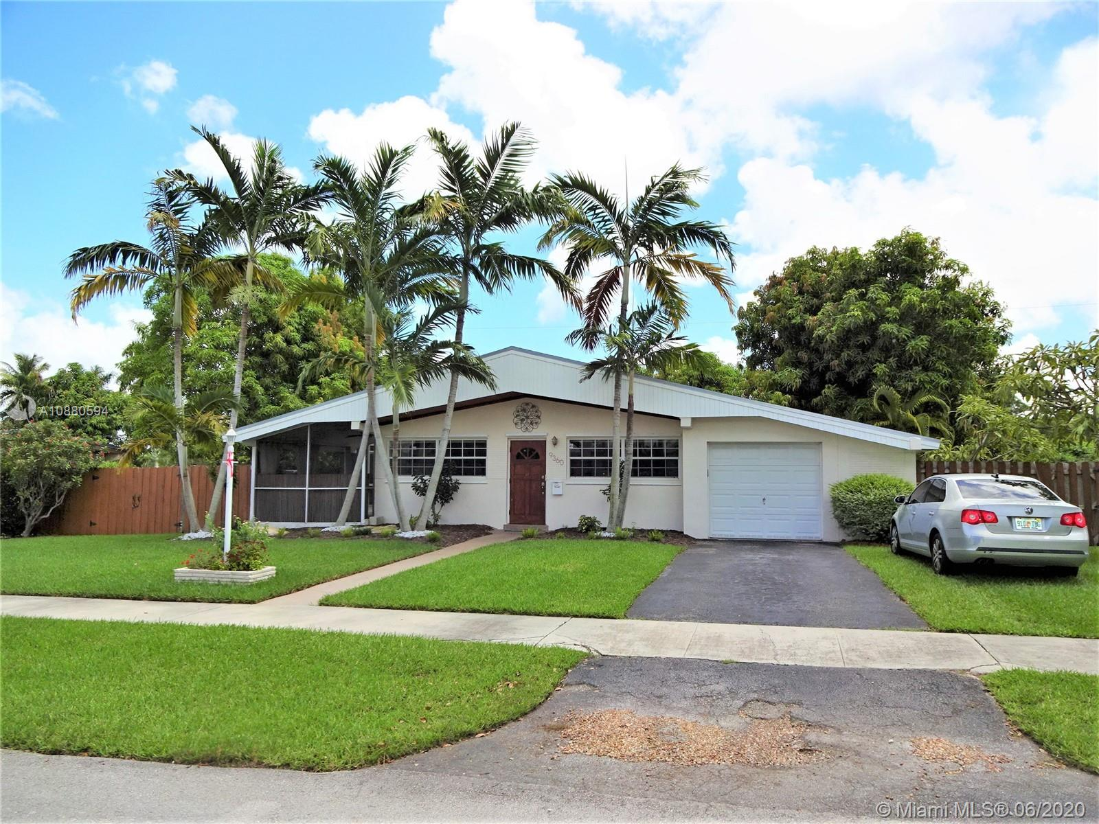 9360 SW 181 St  For Sale A10880594, FL