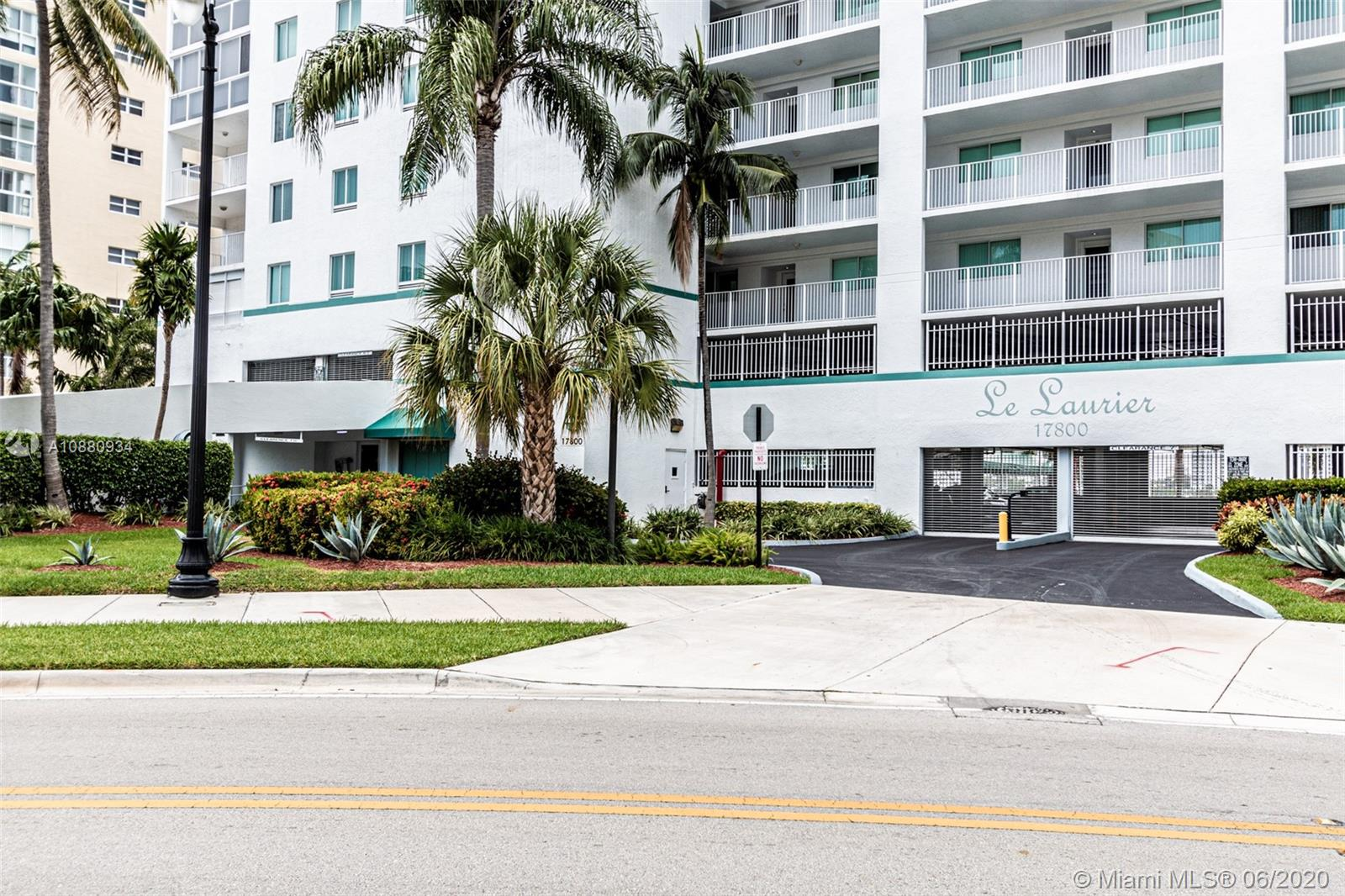 17800 N Bay Rd #602 For Sale A10880934, FL