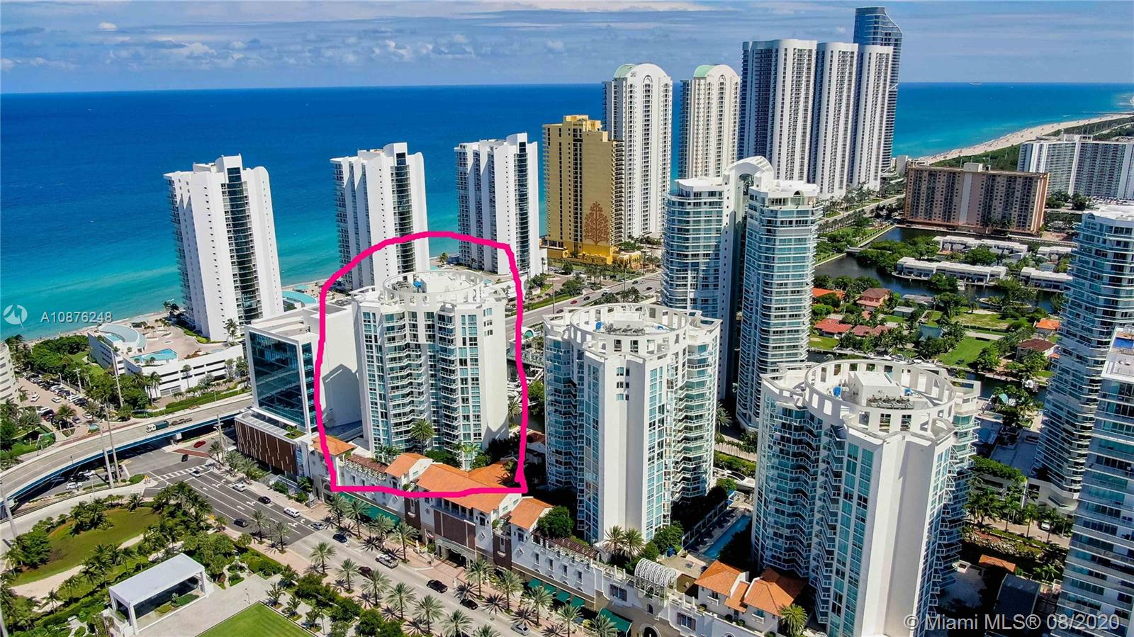 150  Sunny Isles Blvd #1-TS1 For Sale A10876248, FL