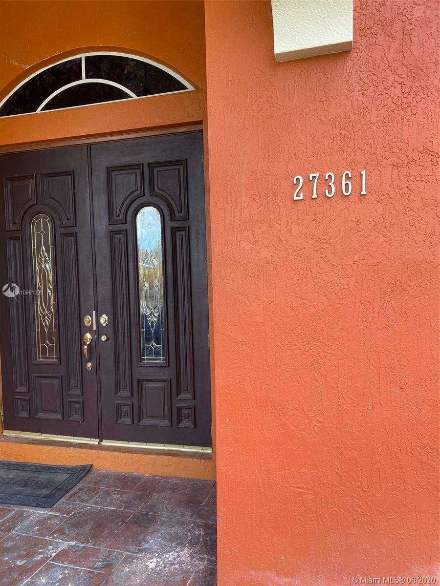 27361 SW 164th Ave  For Sale A10881328, FL