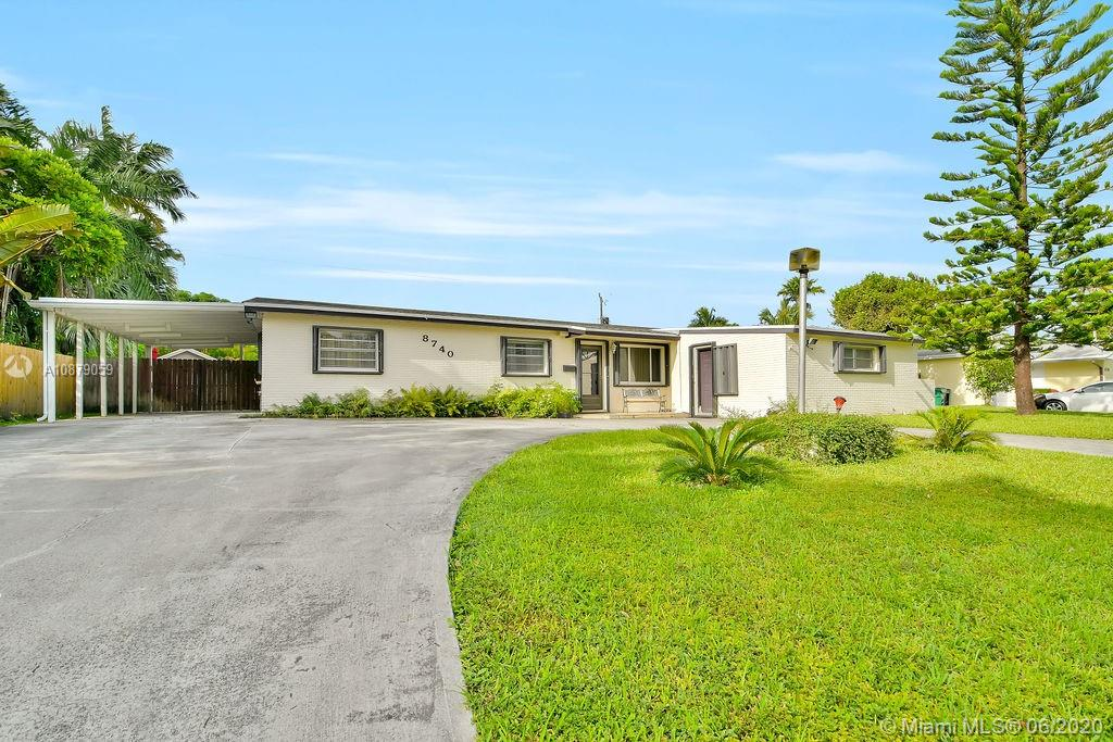 8740 SW 192nd Ter  For Sale A10879059, FL