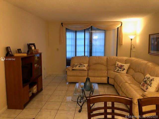 Spacious and well maintained 1/1.5 condo in the gated +55 community of Somerset, more than 800 SF, centrally located close to shopping and restaurants. It features, tile floors, enclosed balcony, lots of storage and walking closets. 24 hrs security guard. No pets. No lease for the first 2 years.