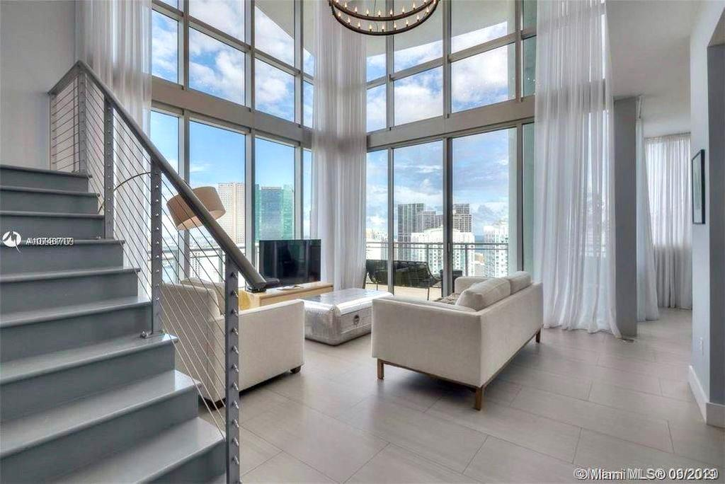 90 SW 3rd St #PH-5 For Sale A10881703, FL